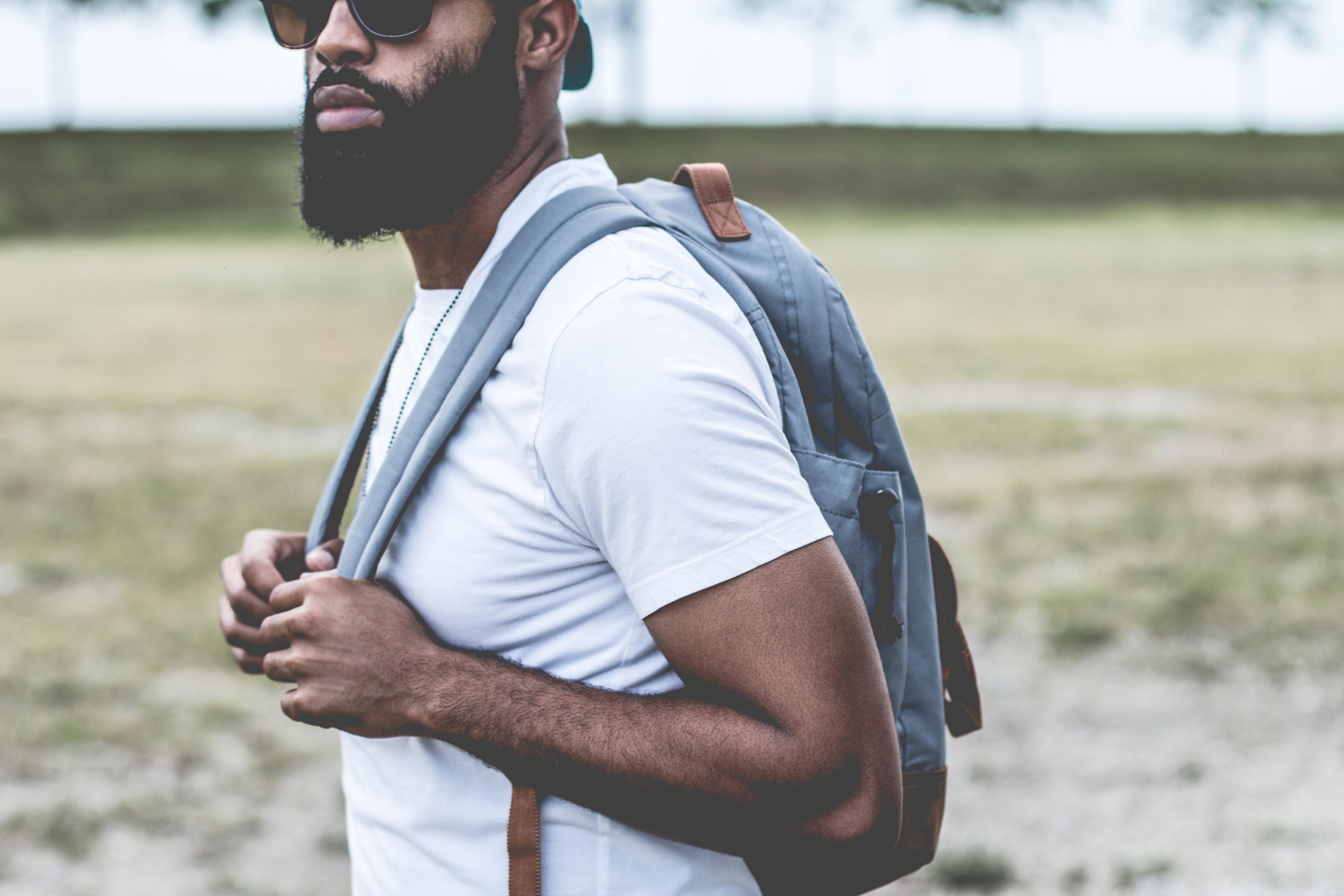Excepcional Fotos gratis : hombre, persona, gente, mochila, masculino  KZ86