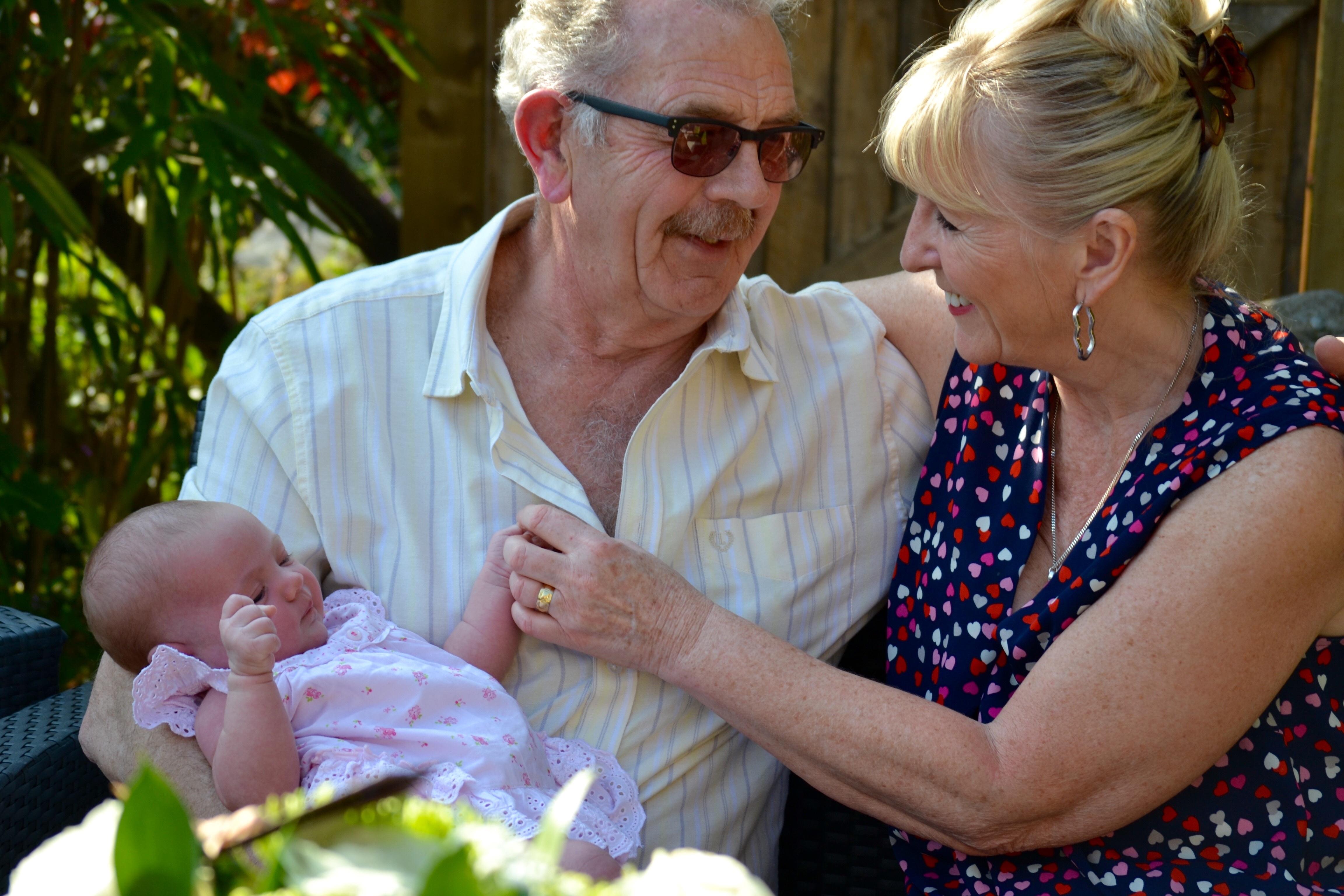 Бабка и внук бесплатно фото 273-257