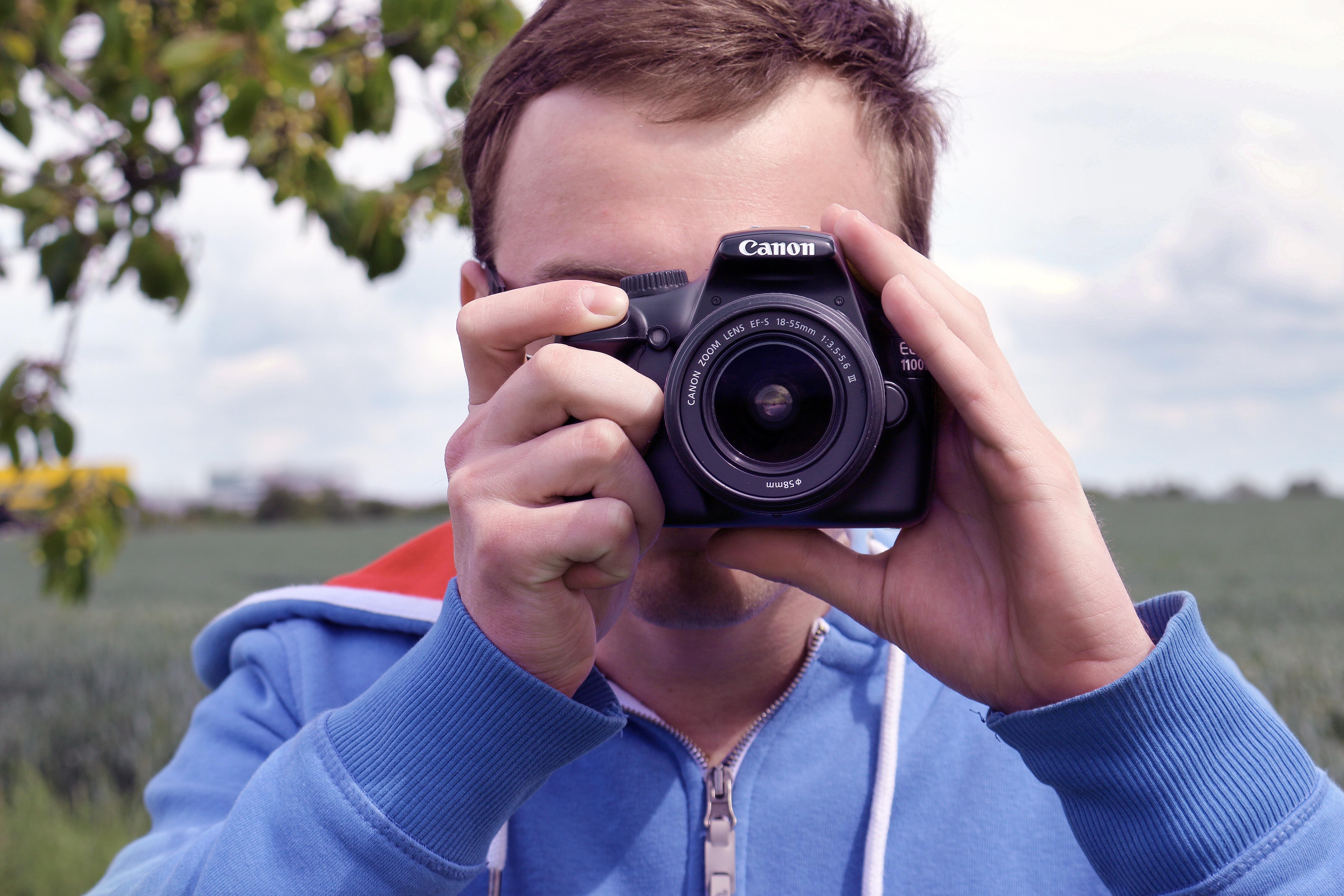Как фотографировать чтобы фото были резкими