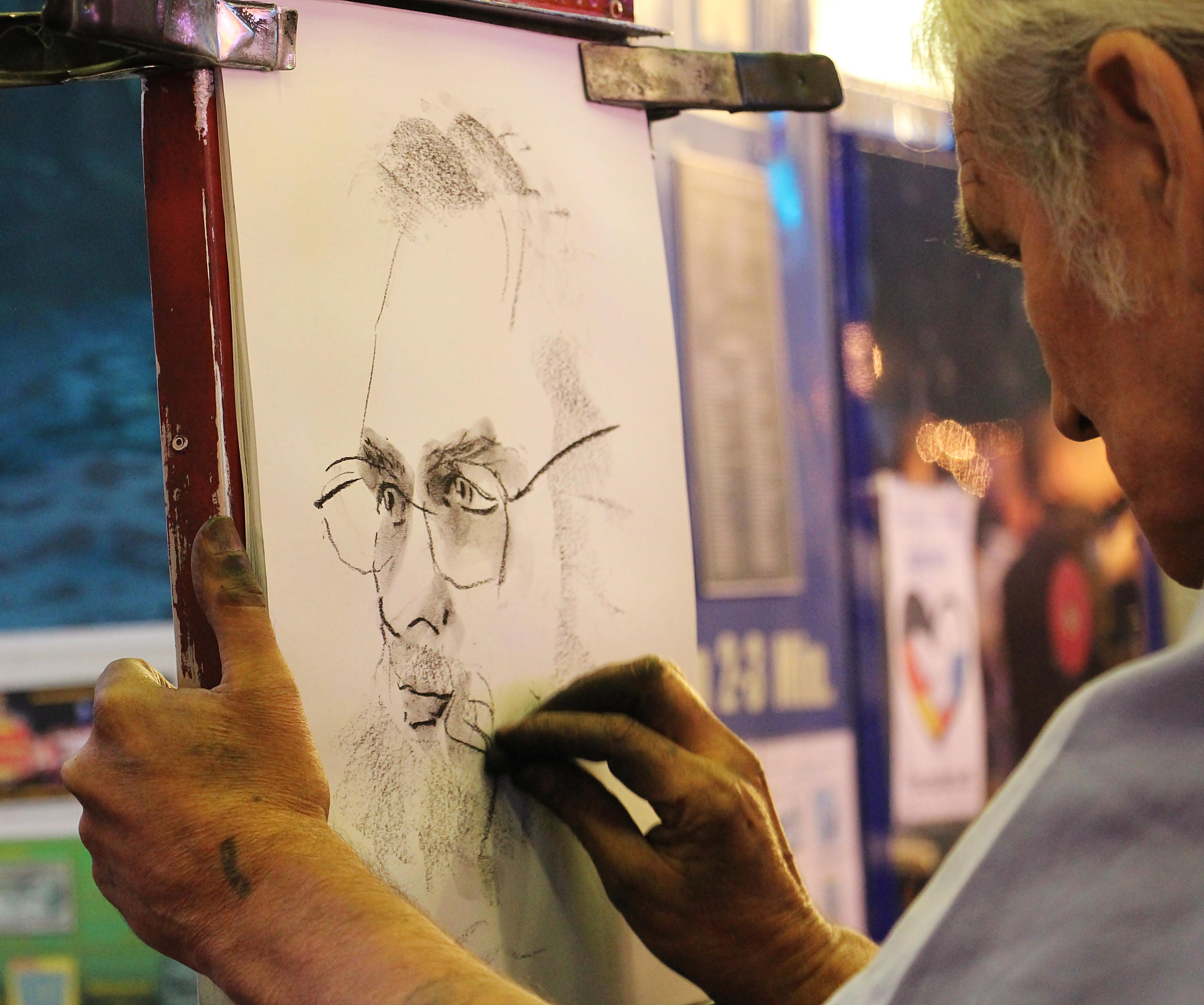 Fotoğraf Adam Kişi Profil Erkek Akşam Portre Renk Sanatçı