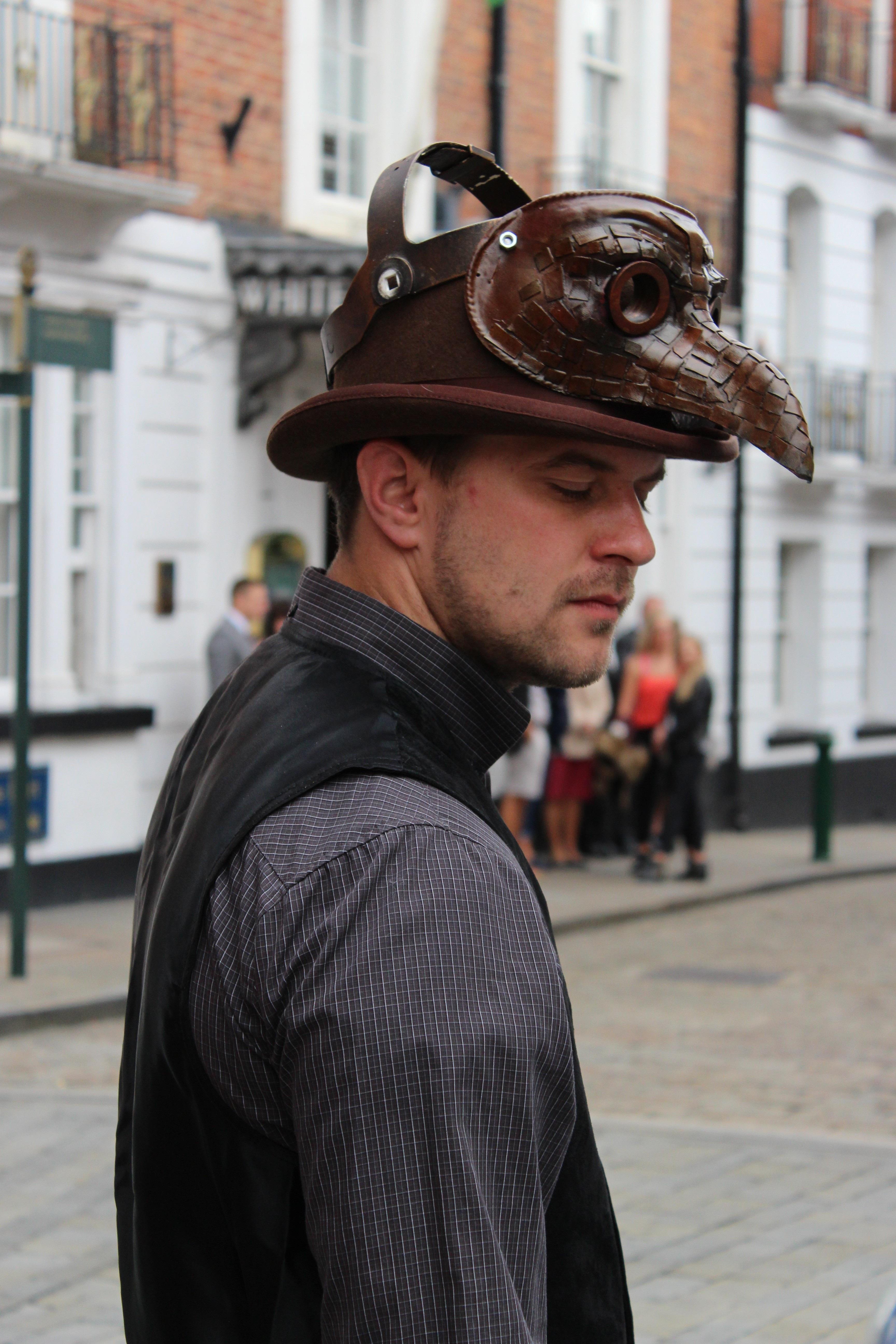 Kostenlose foto : Mann, Person, Straße, Jahrgang, Dampf, männlich ...