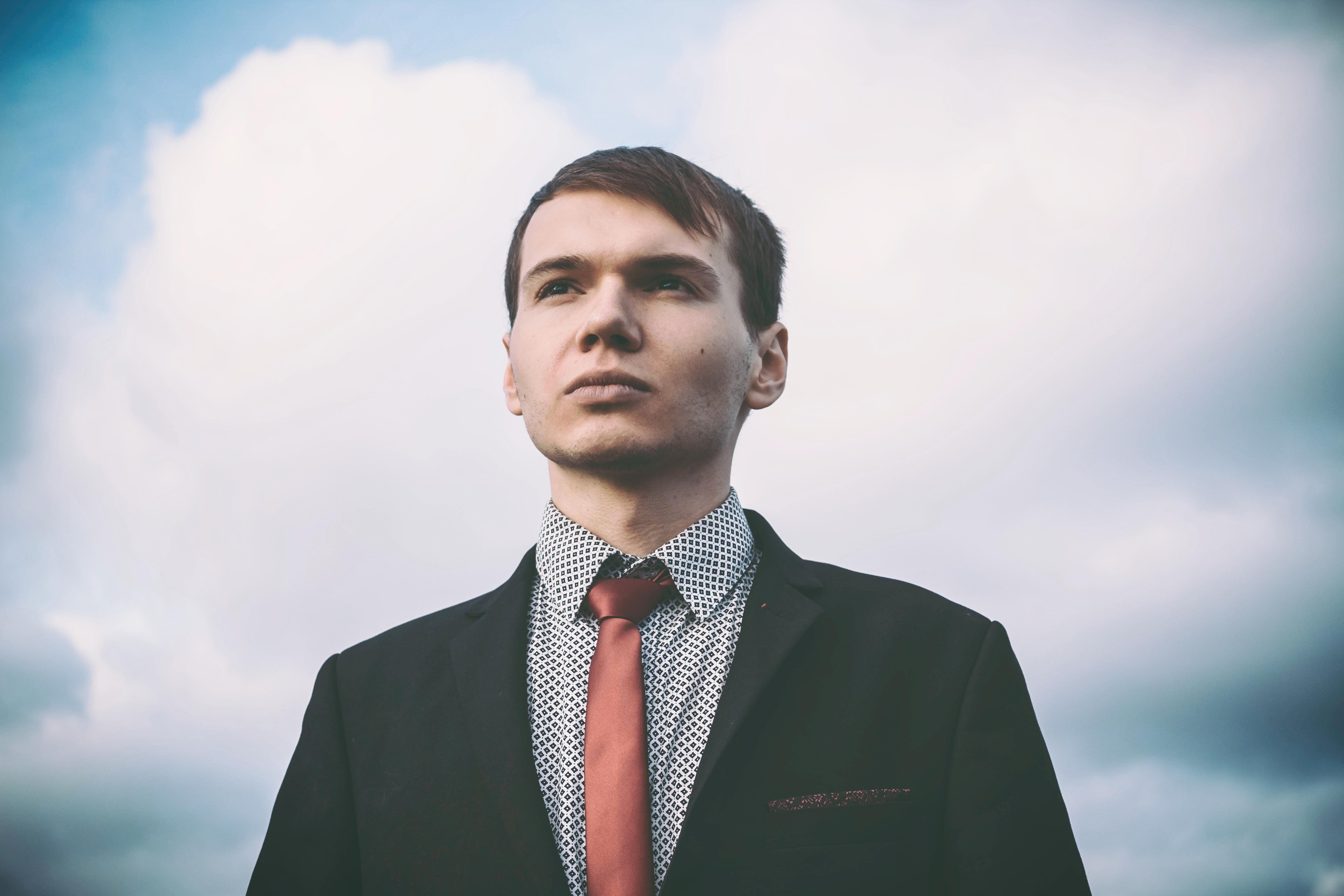free images man person suit sky male portrait tie business