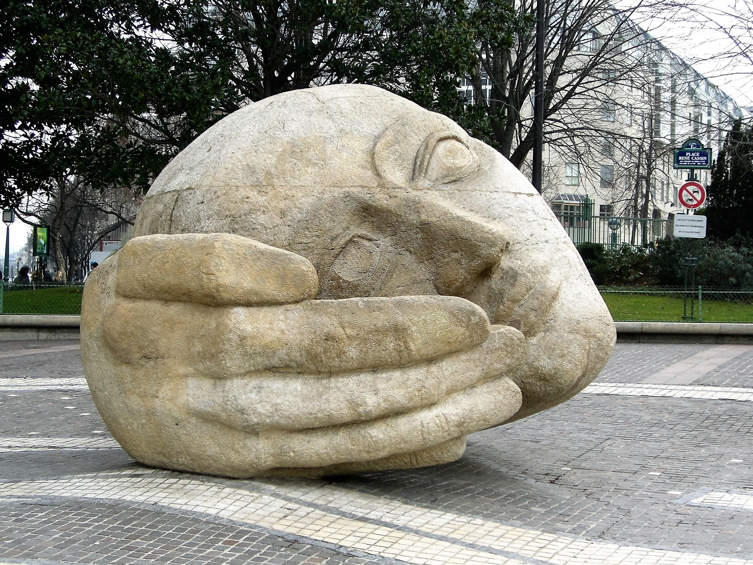Images gratuites homme roche monument statue se