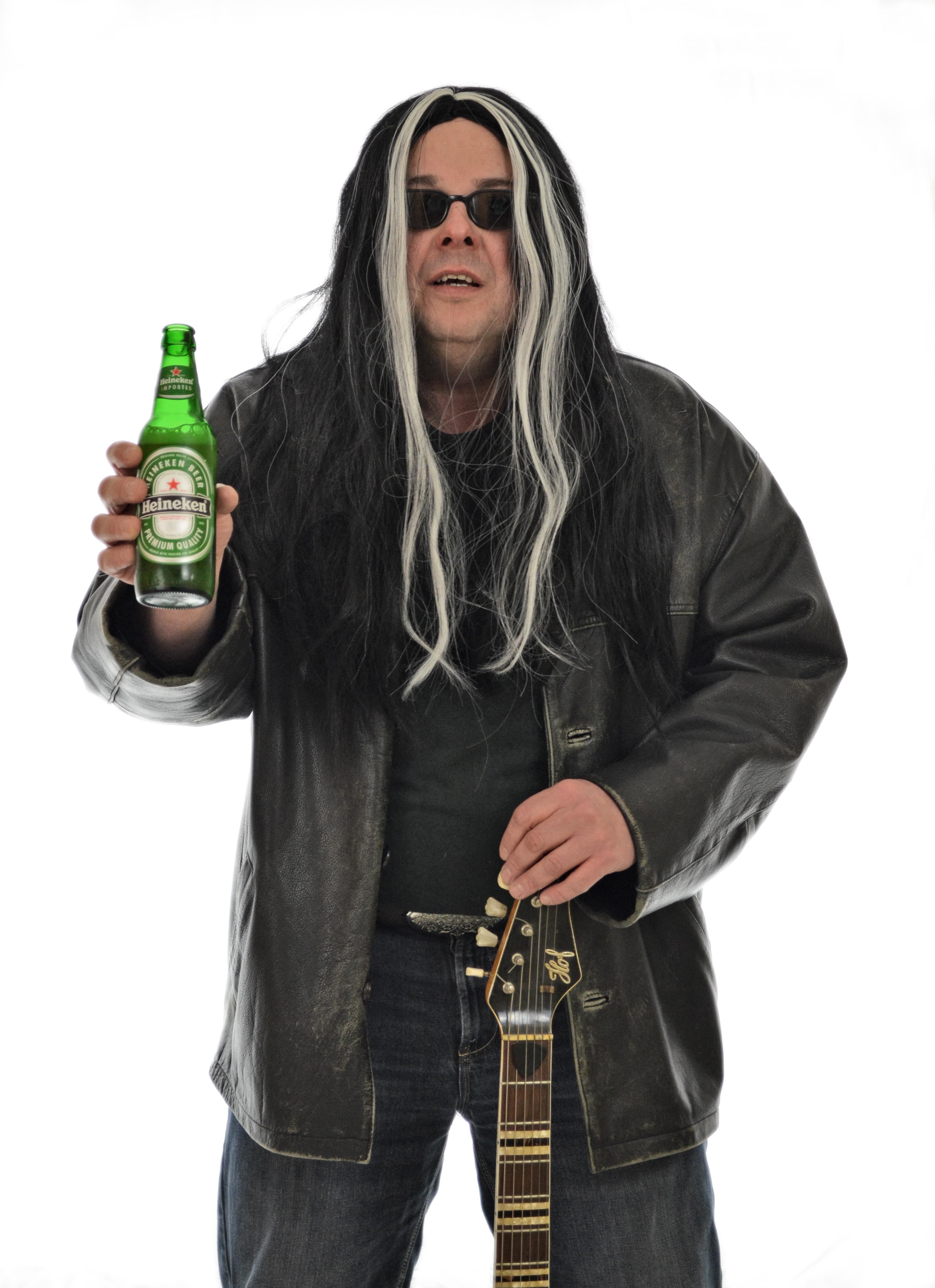 Kostum mann lange haare