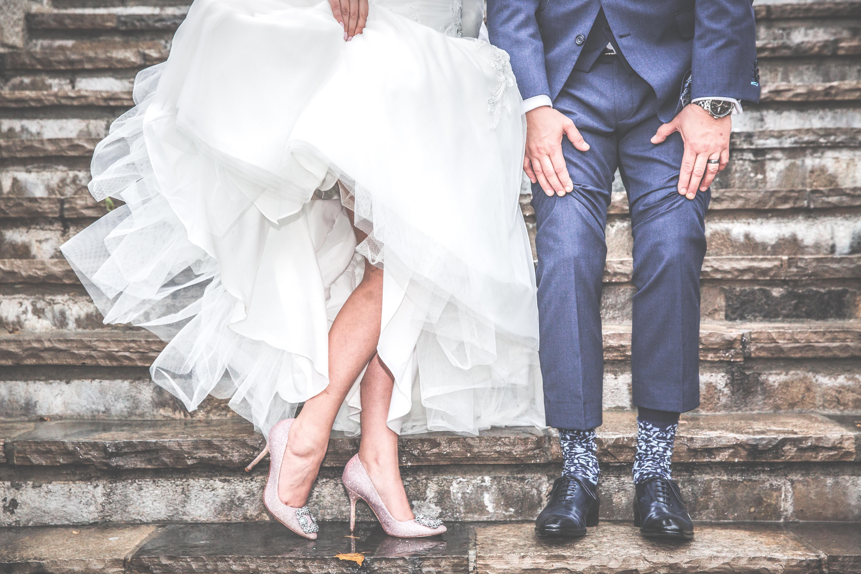 Kostenlose foto : Mann, Schuh, Frühling, Paar, Mode, Hochzeit, Braut ...
