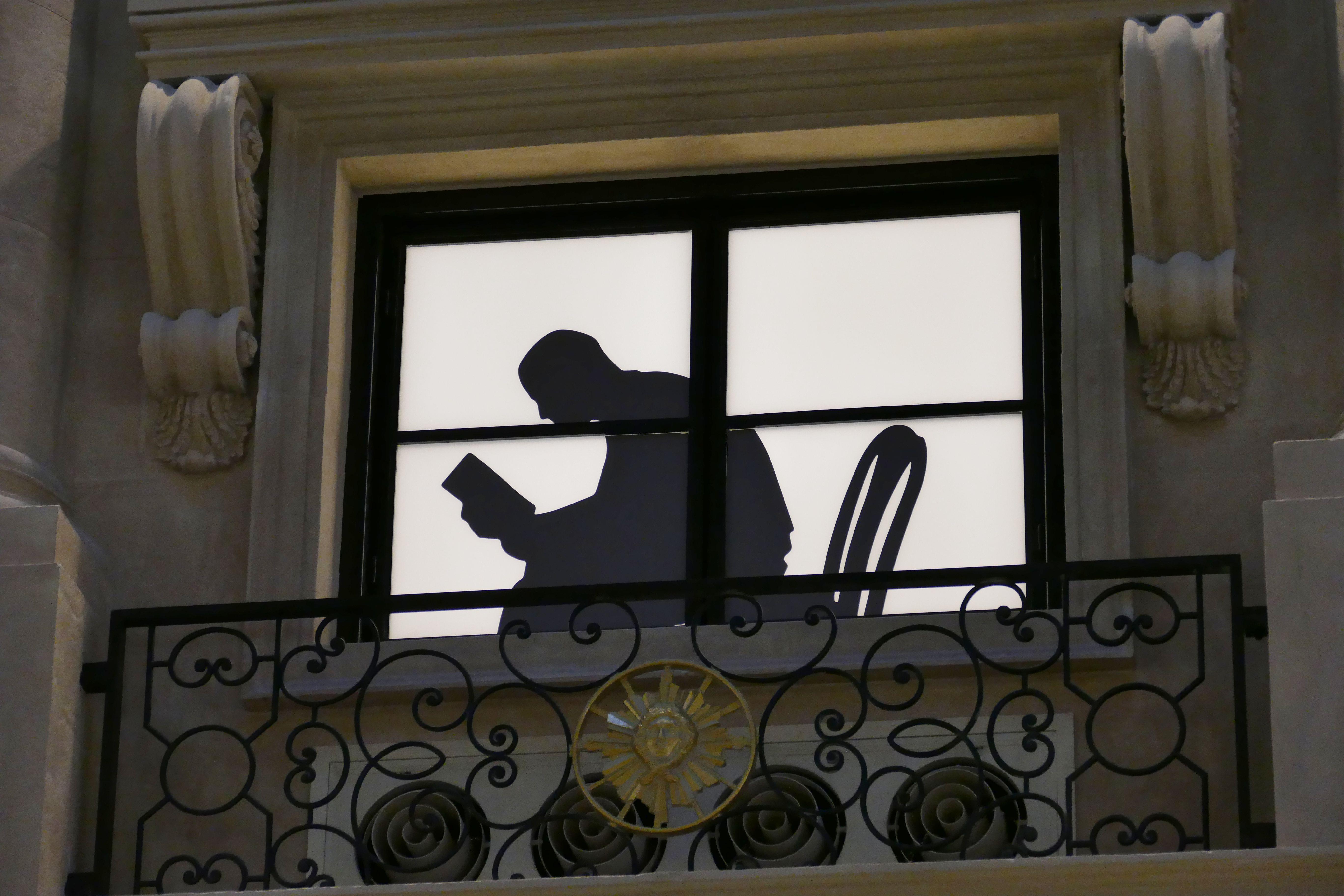 무료 이미지 : 남자, 실루엣, 도서, 독서, 창문, 유리, 집, 벽, 리더 ...