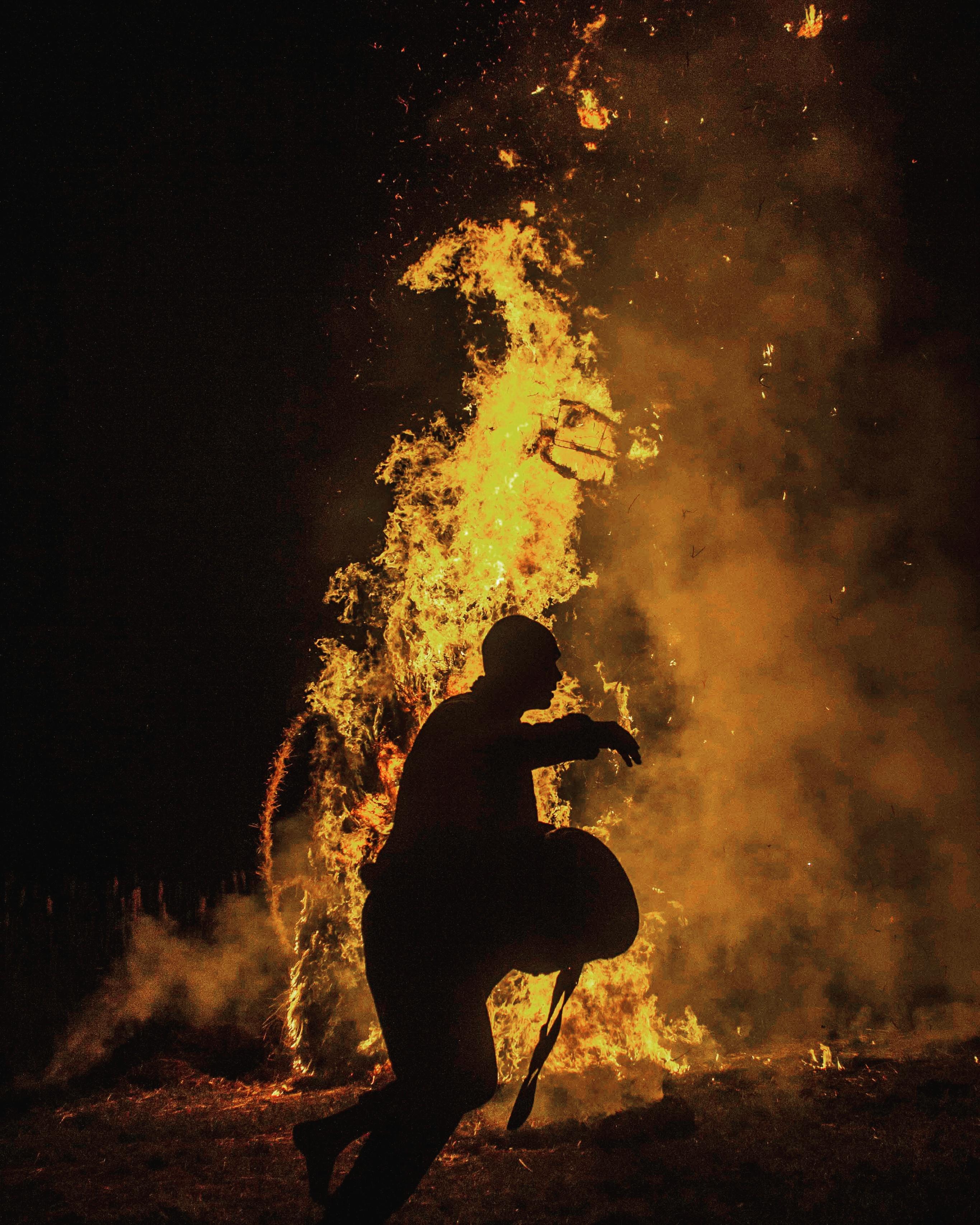 огненный парень картинки вислоухие