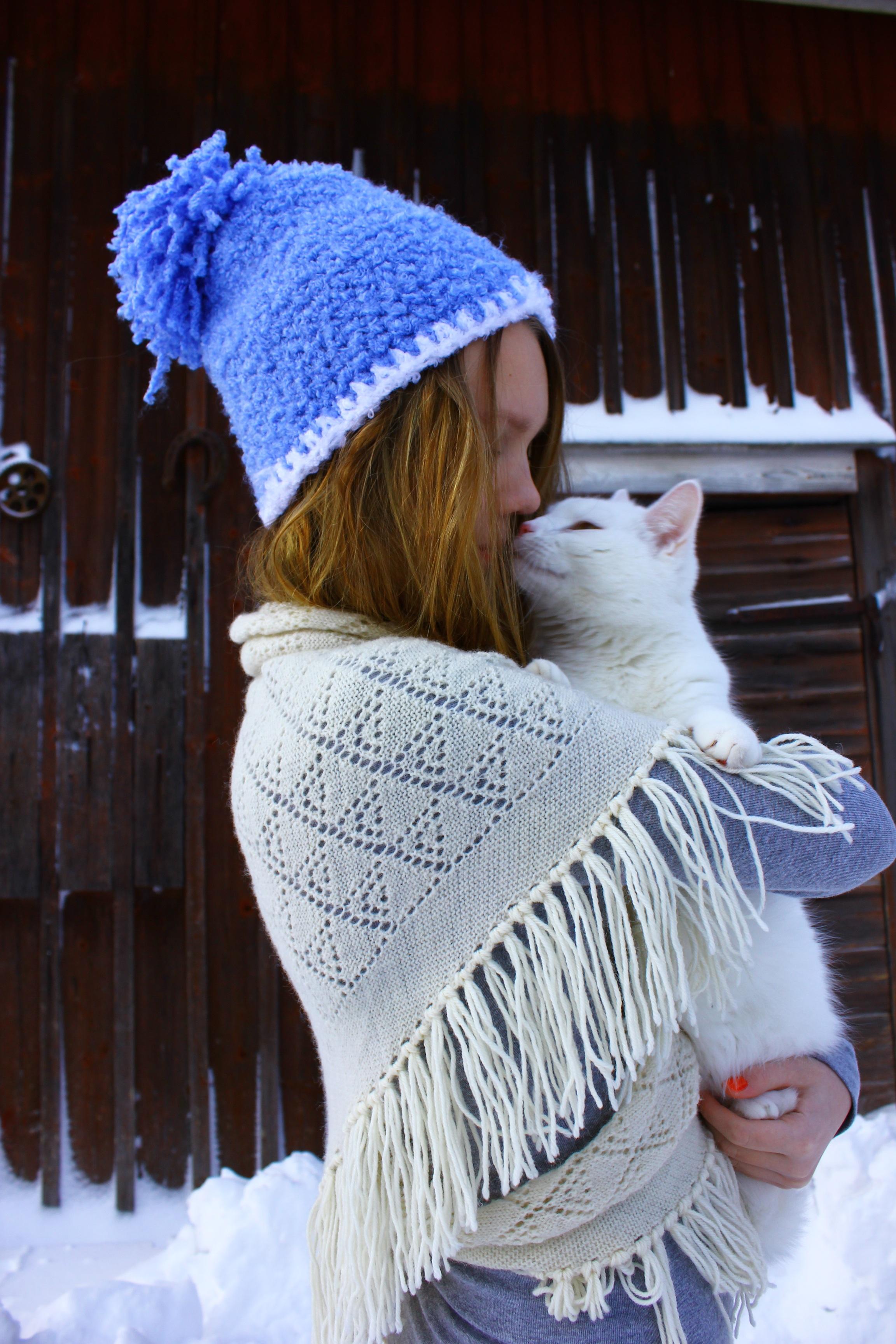Kostenlose foto : Mann, Schnee, Winter, Mädchen, Weiß, süß, Haustier ...