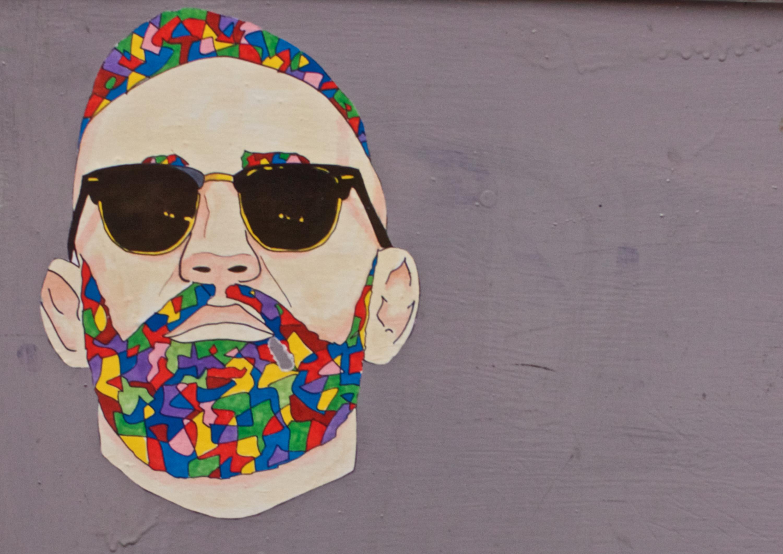 free images man wall color blue clothing graffiti art rh pxhere com free stock cartoons free stock cartoon animation