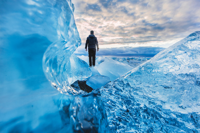 Ледяные люди фото этом случае