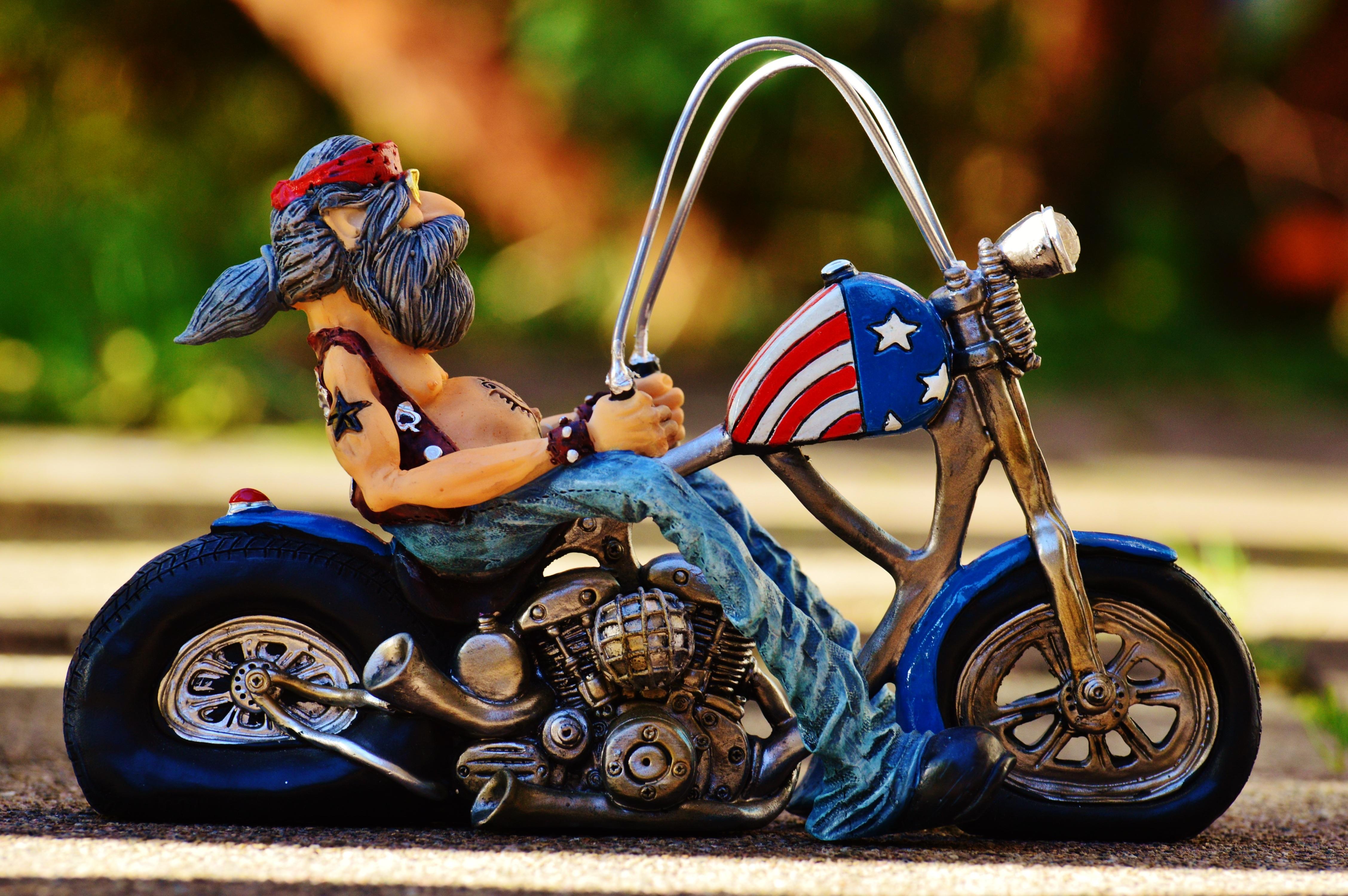 Gratis Billeder Mand Cykel Jeans Motorcykel Amerika