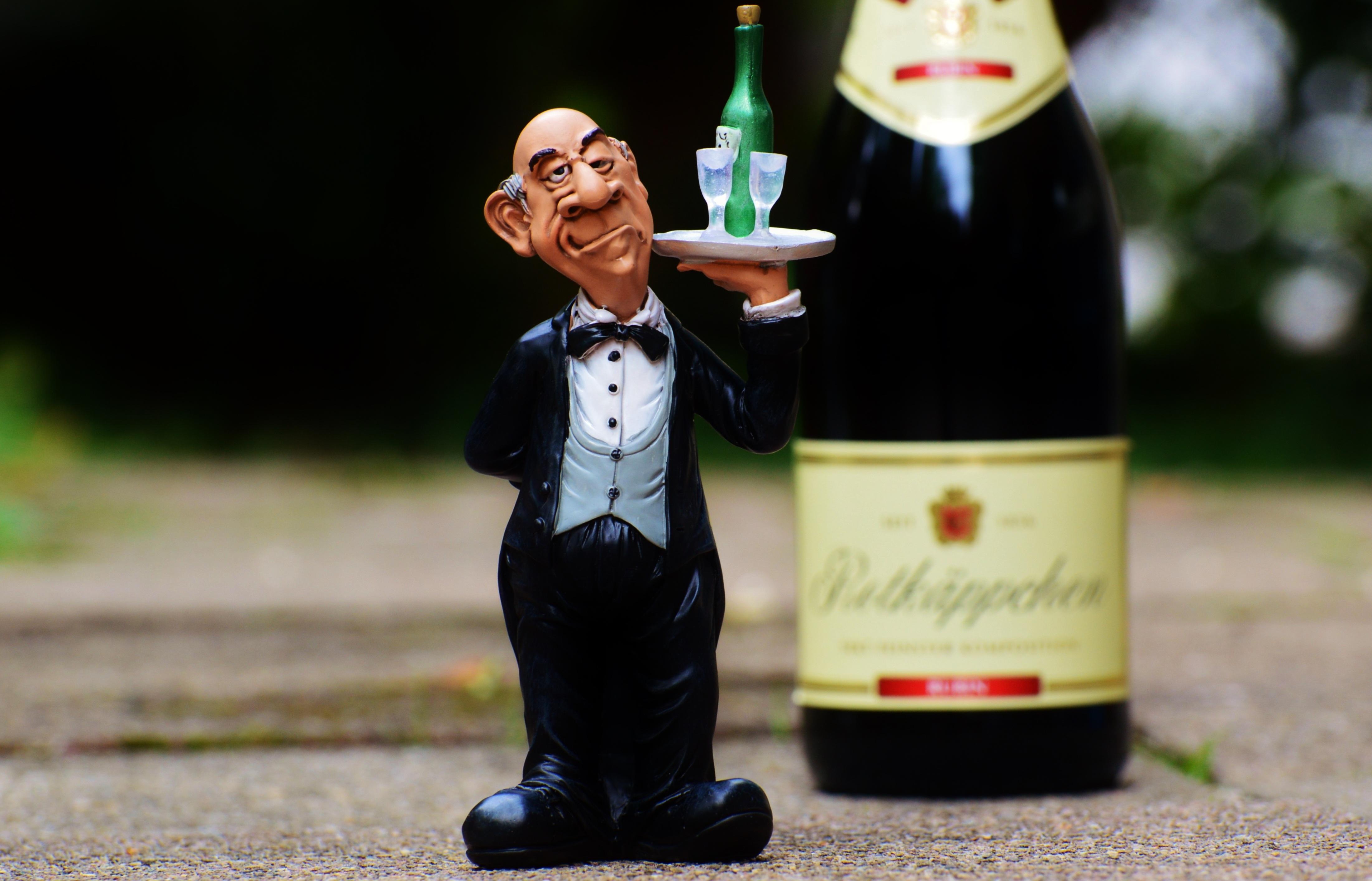 Смешные фото про шампанское