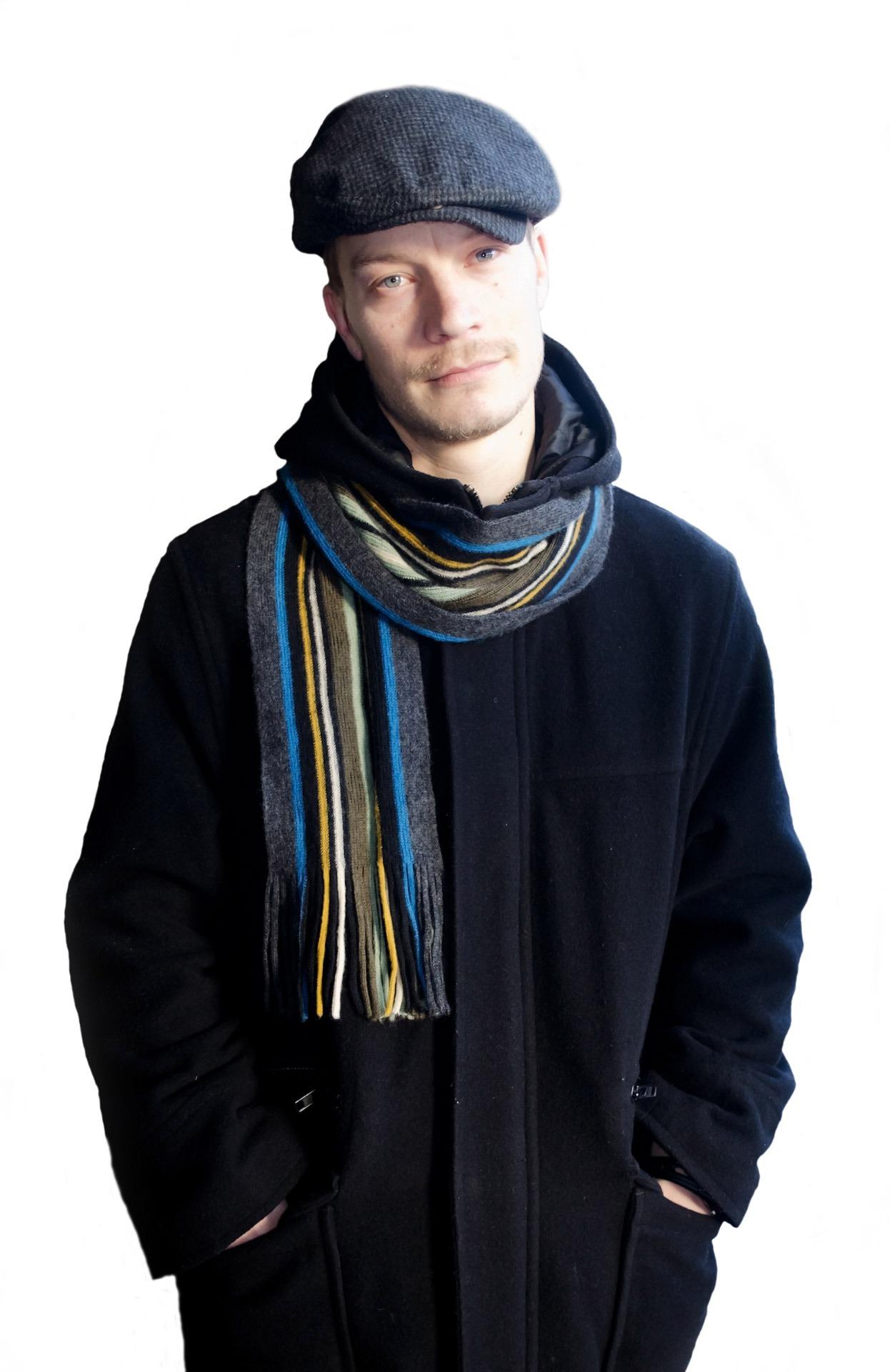 Kostenlose foto : Mann, Winter, Menschen, warm, männlich, Mantel ...