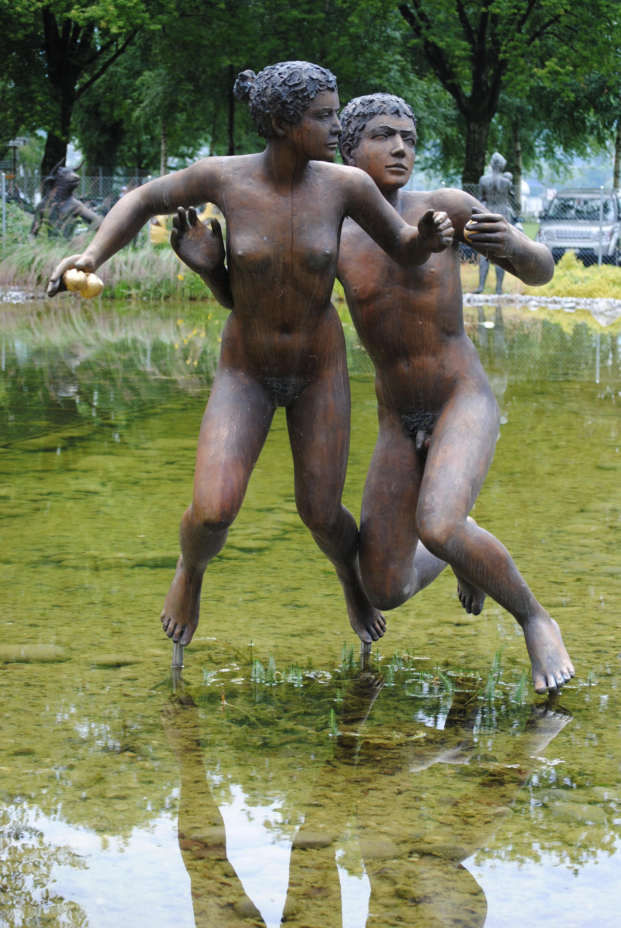 Dschungel girls nackt