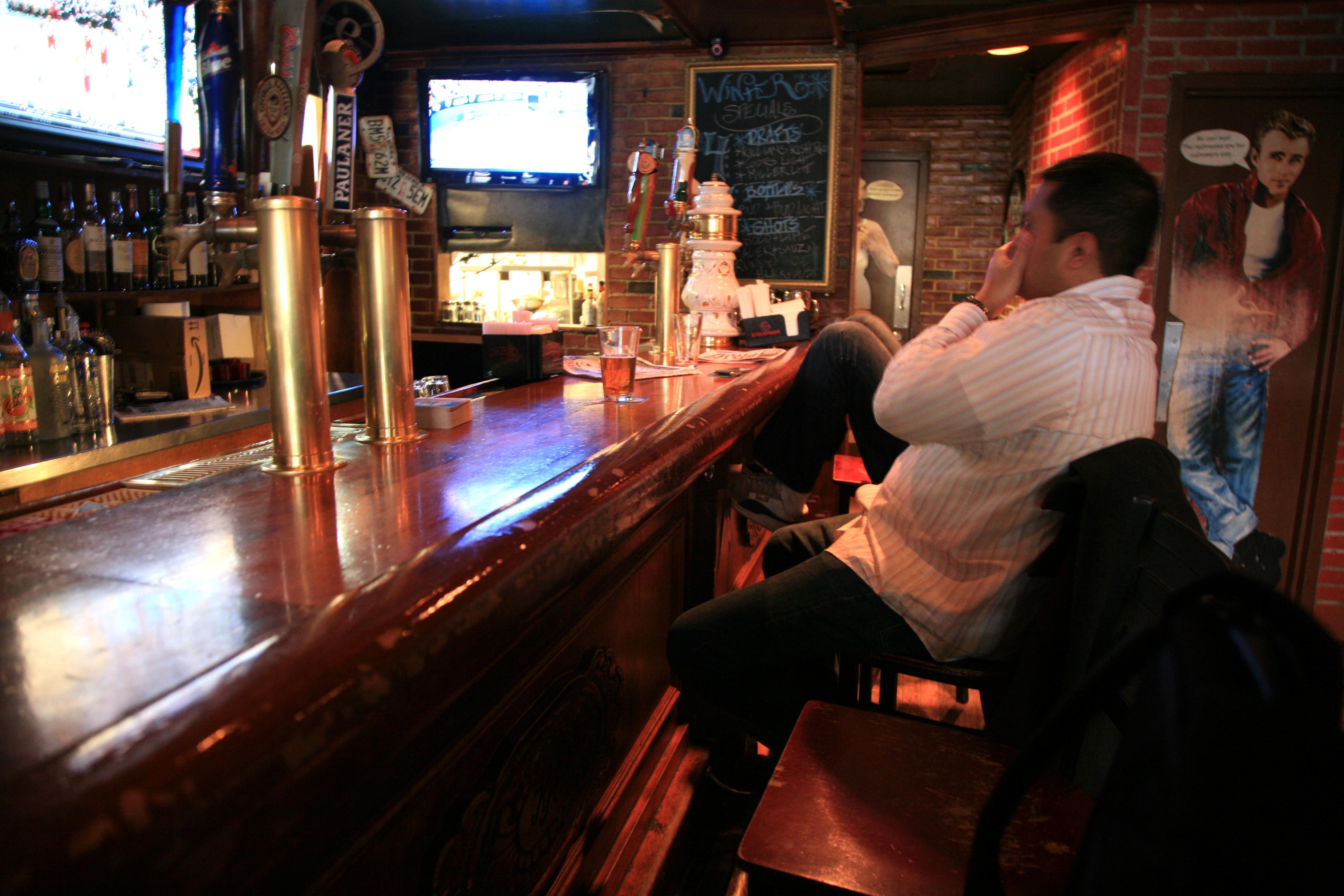 Cougar bars nyc