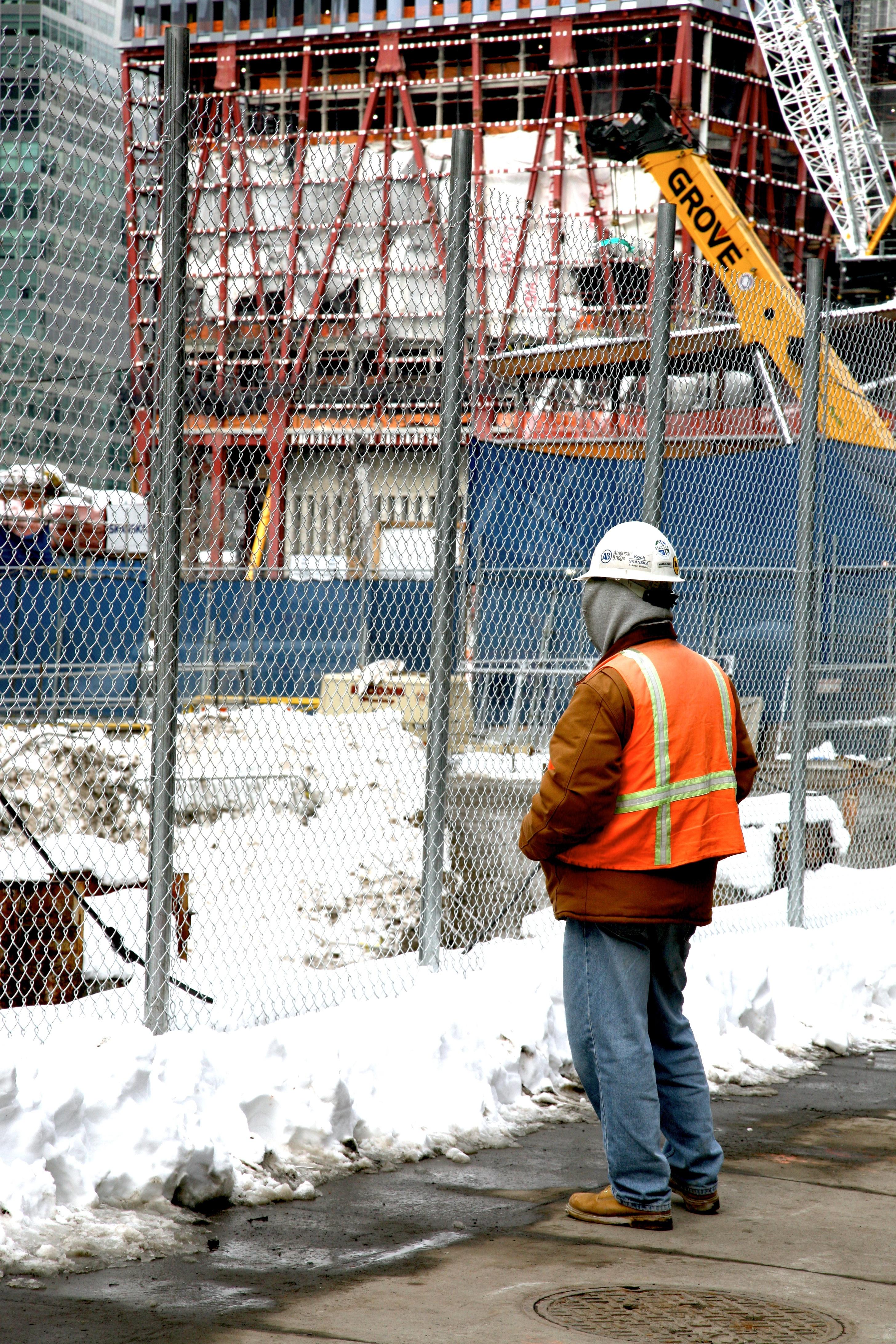 Fotos gratis : construcción, Nueva York, obrero, nueva York, 911 ...