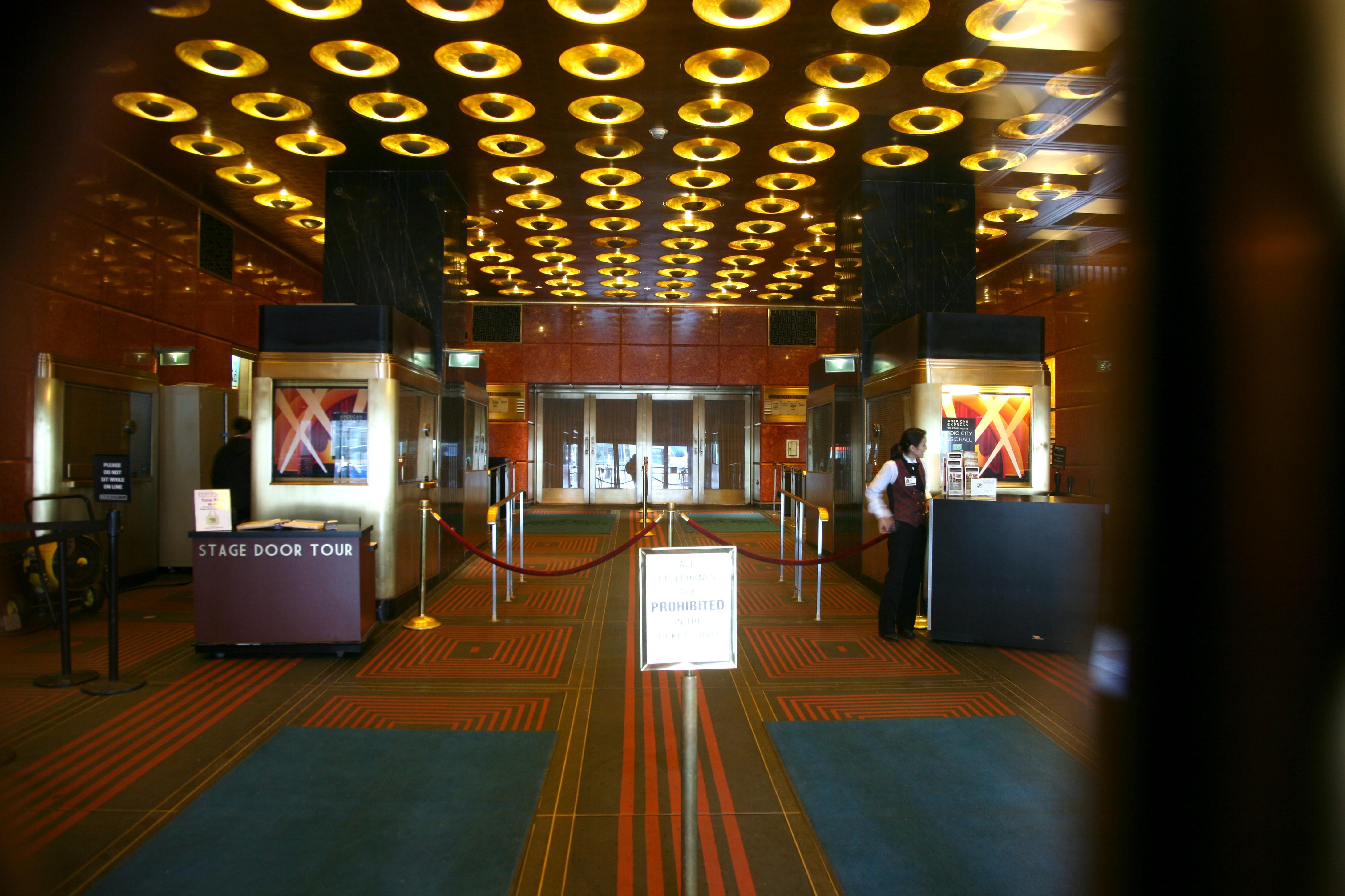 free images manhattan nyc interior design theatre newyork