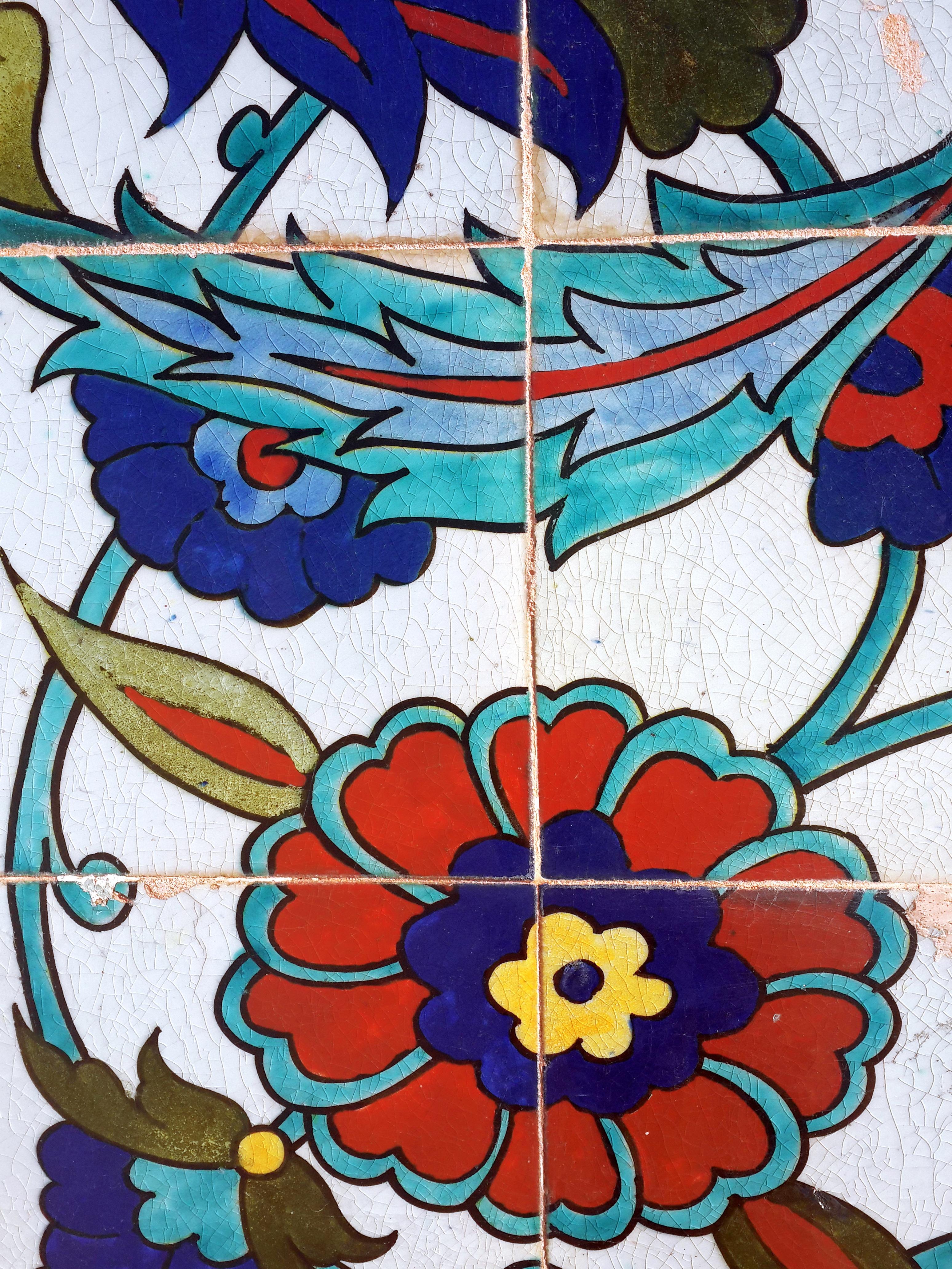 Fotoğraf Konak çiçek Pencere Bardak Zaman Desen Kule Sembol