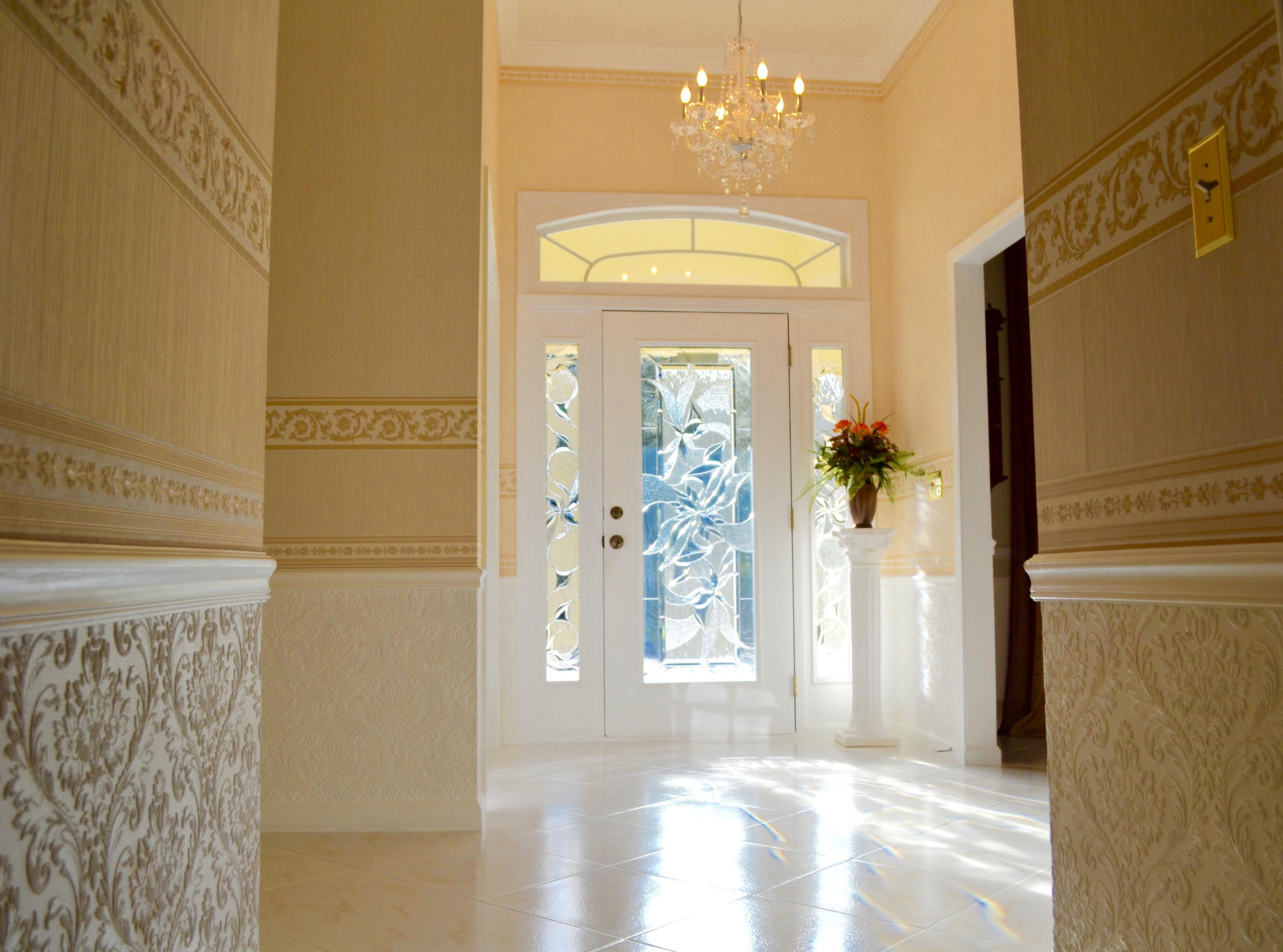 Cortinas interiores casa elegant cortinas y persianas para decorar interiores with cortinas - Persianas palacio ...