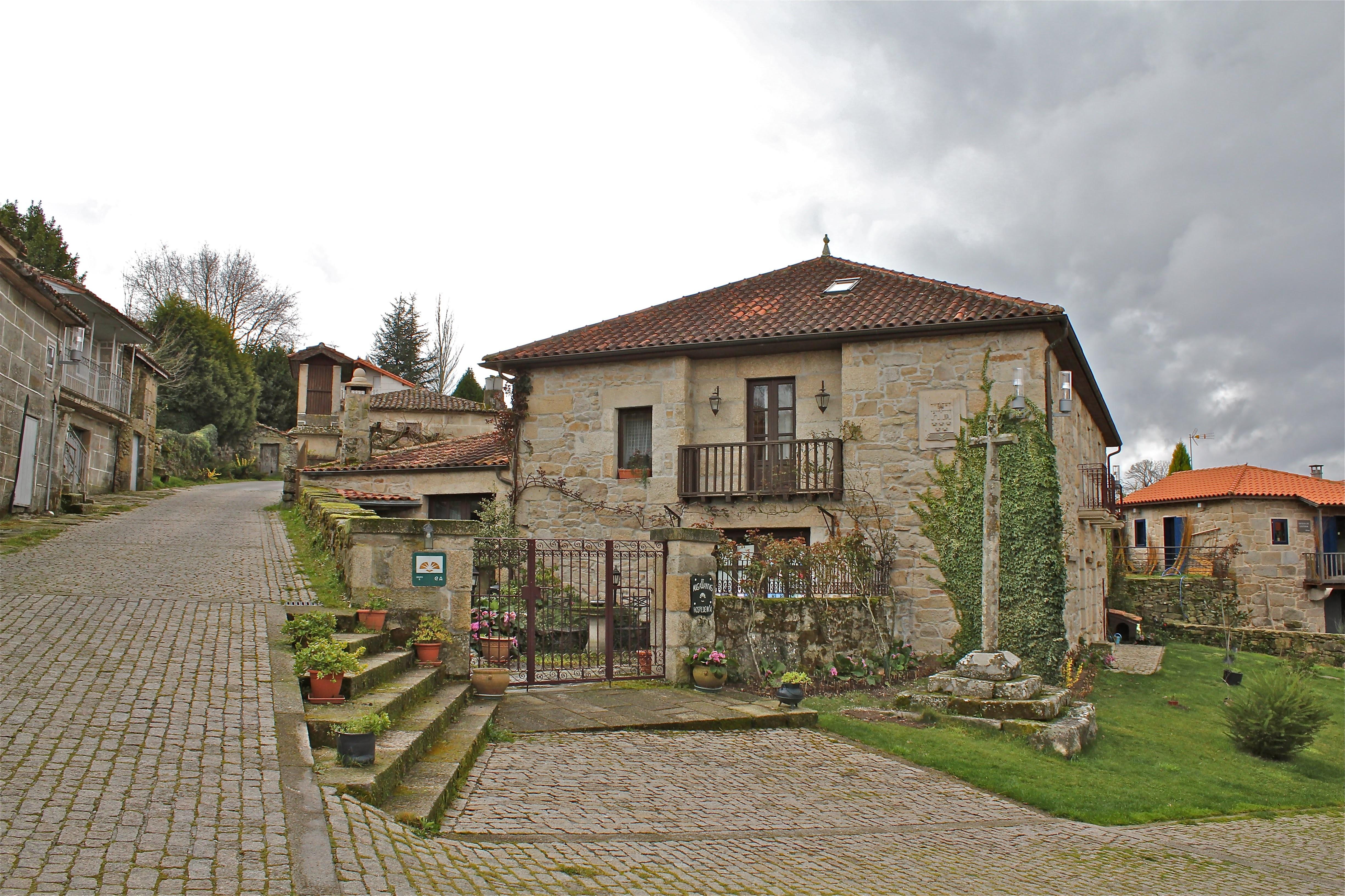 Fotos gratis palacio pueblo edificio castillo - Casas gratis en pueblos de espana ...