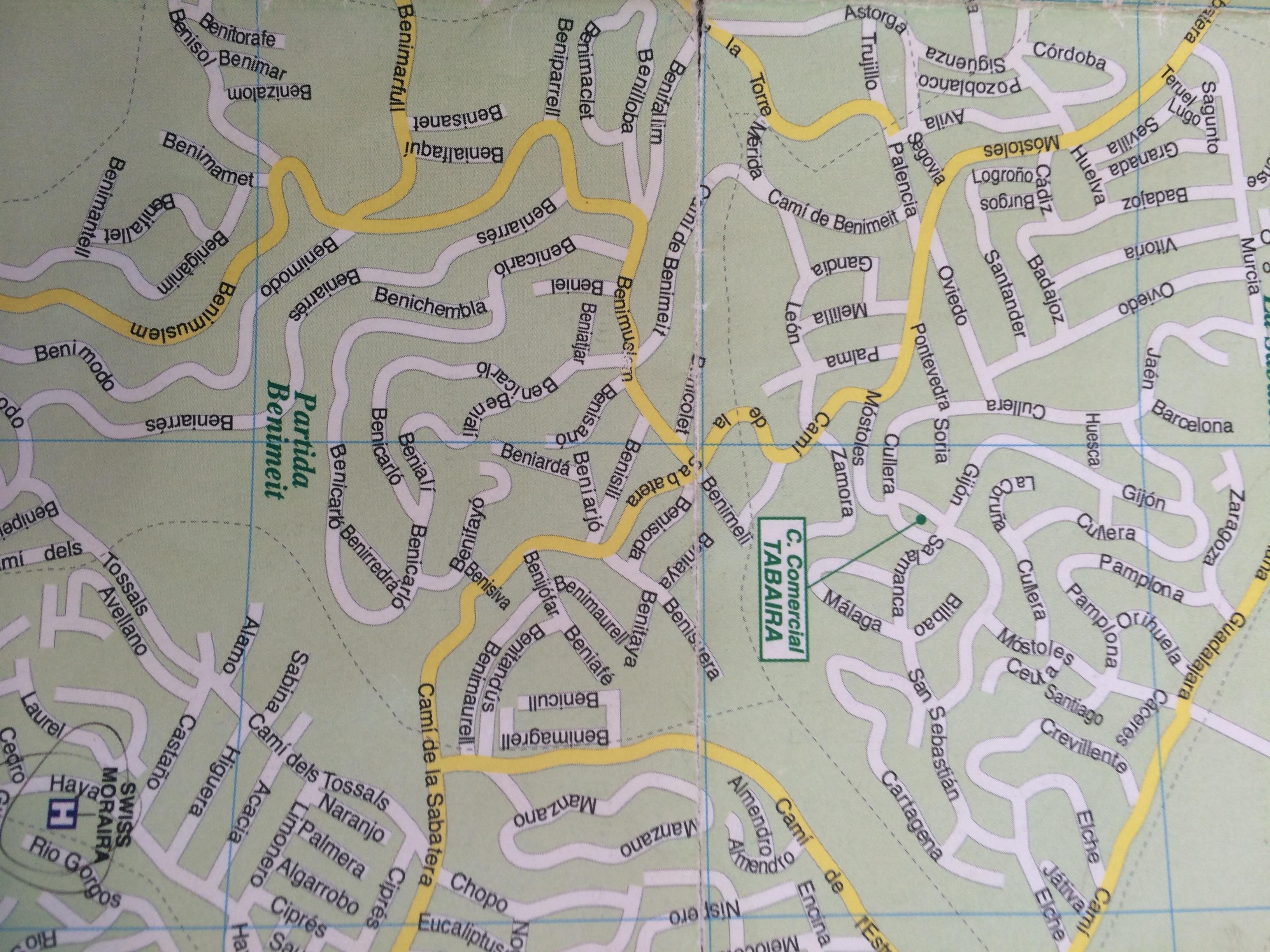 Carte Espagne Telecharger.Images Gratuites Carte Geographie Des Rues Espagne Directions