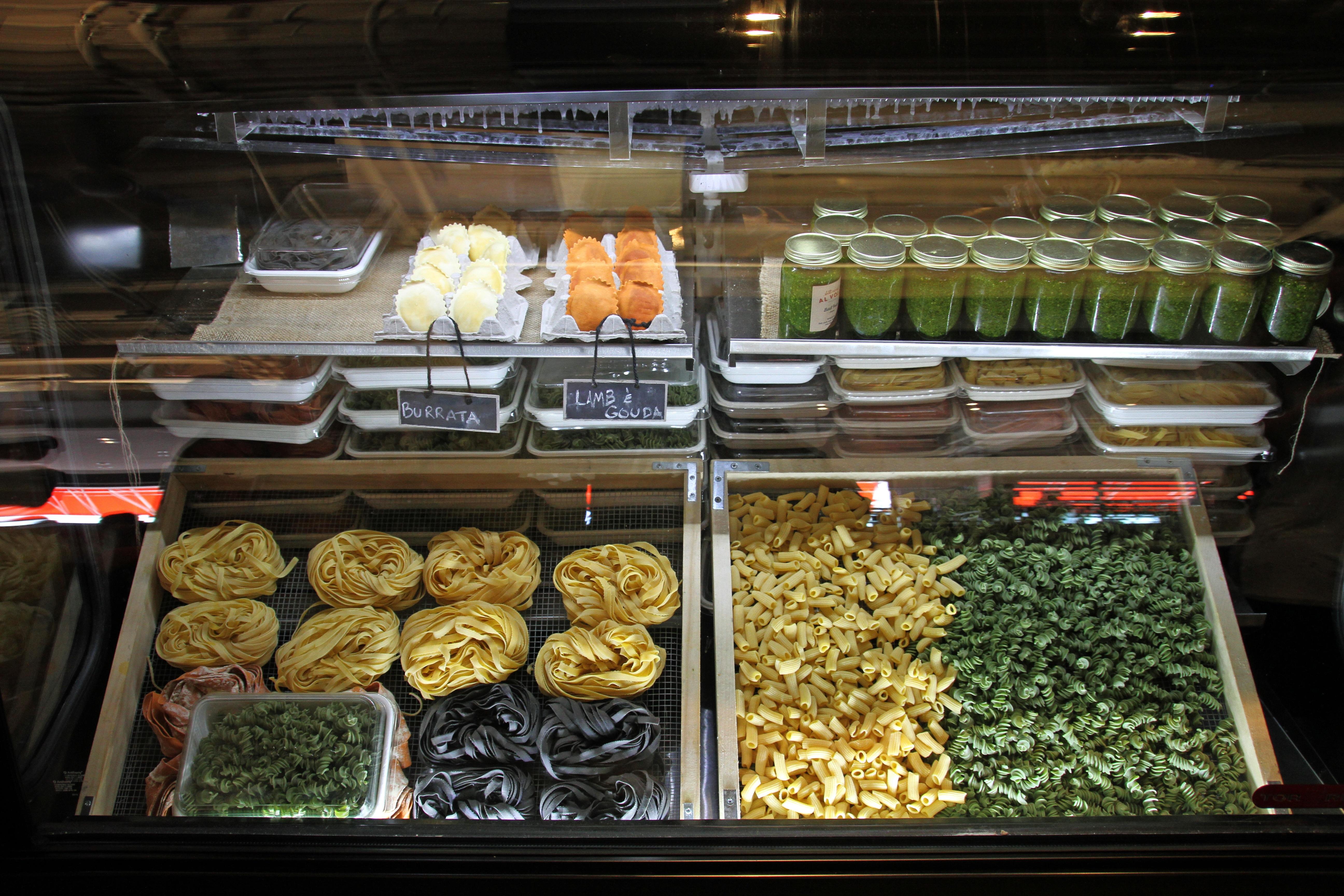 Whole Foods Fresh Pasta Food