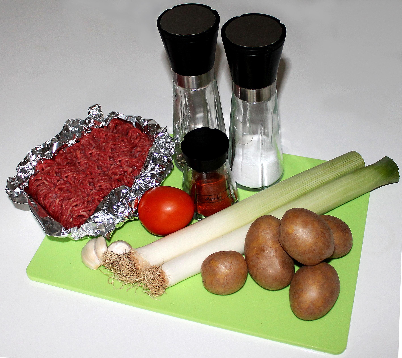 fotos comida produce cocina carne de vaca pintura