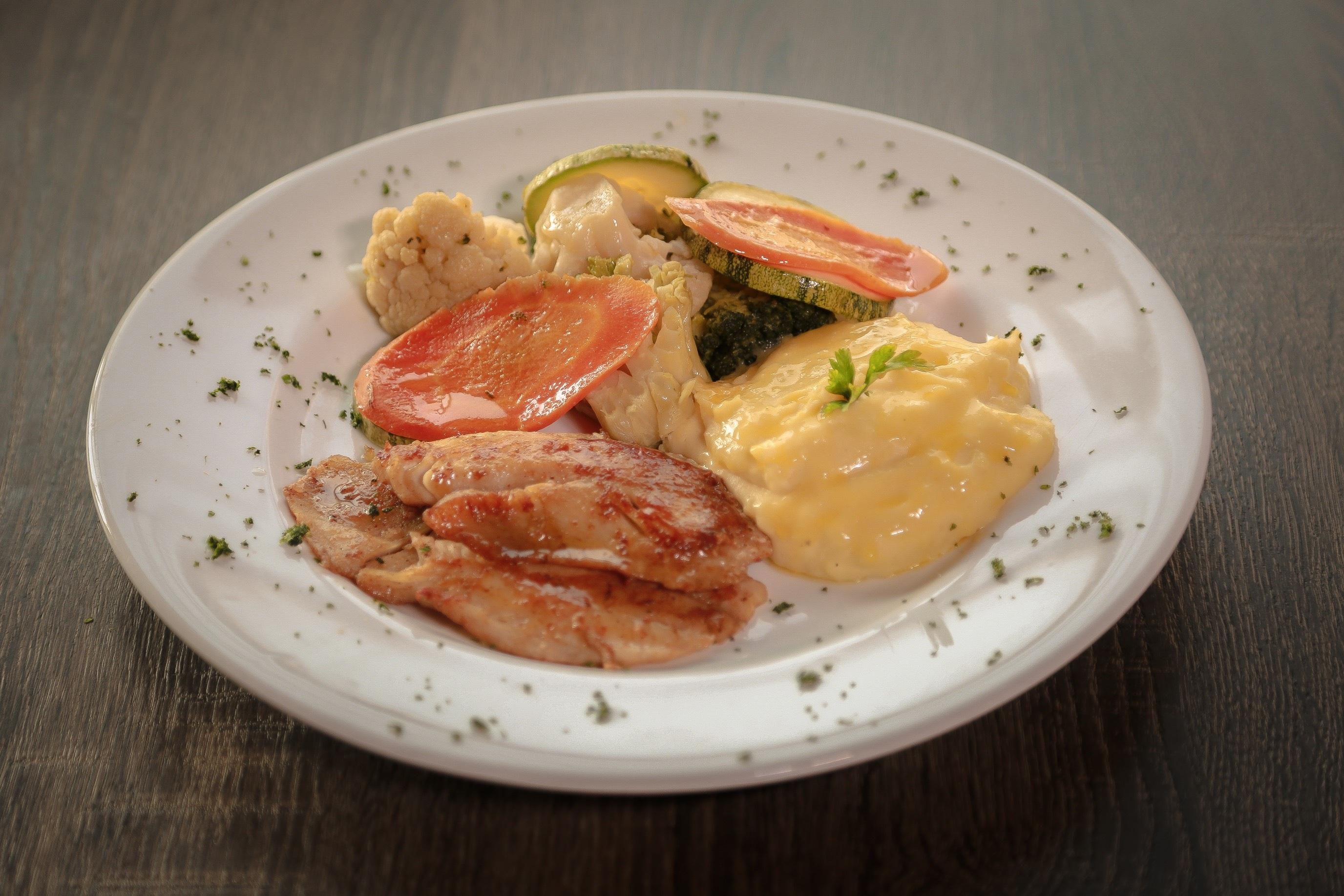 Banco De Imagens Refei O Molho Restaurante Chapa Delicioso