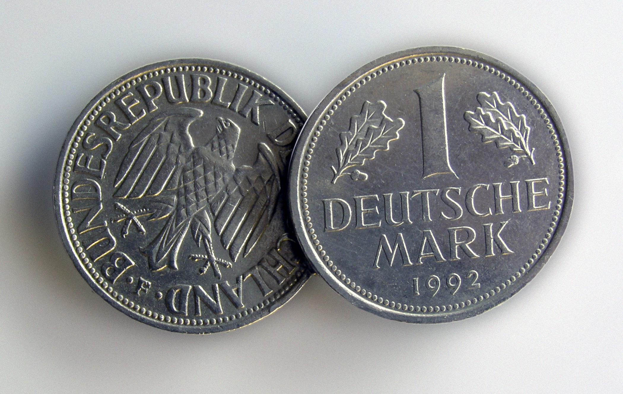 Немецкий евро штамп для монет купить