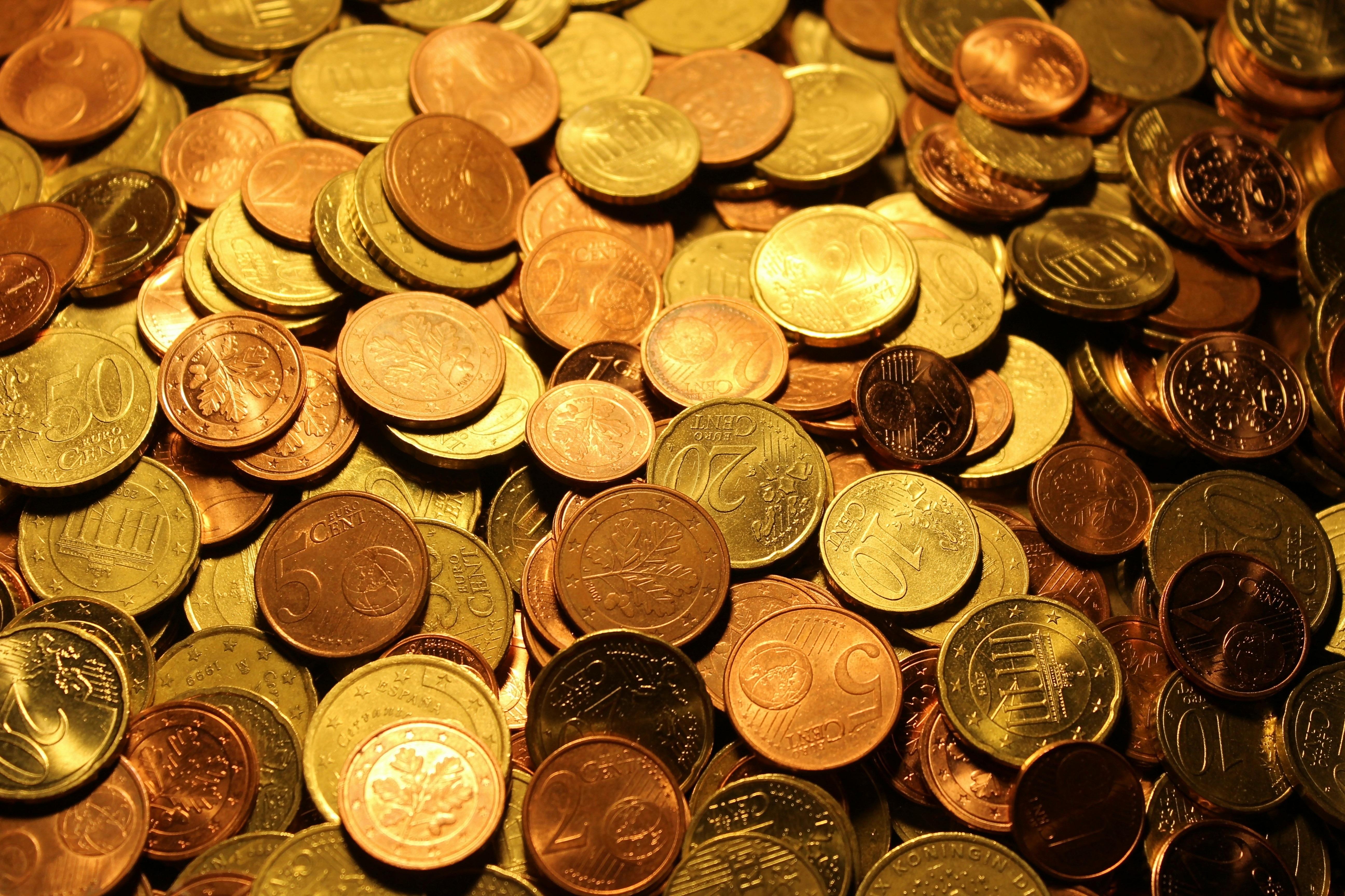 Широкоформатные фото монет