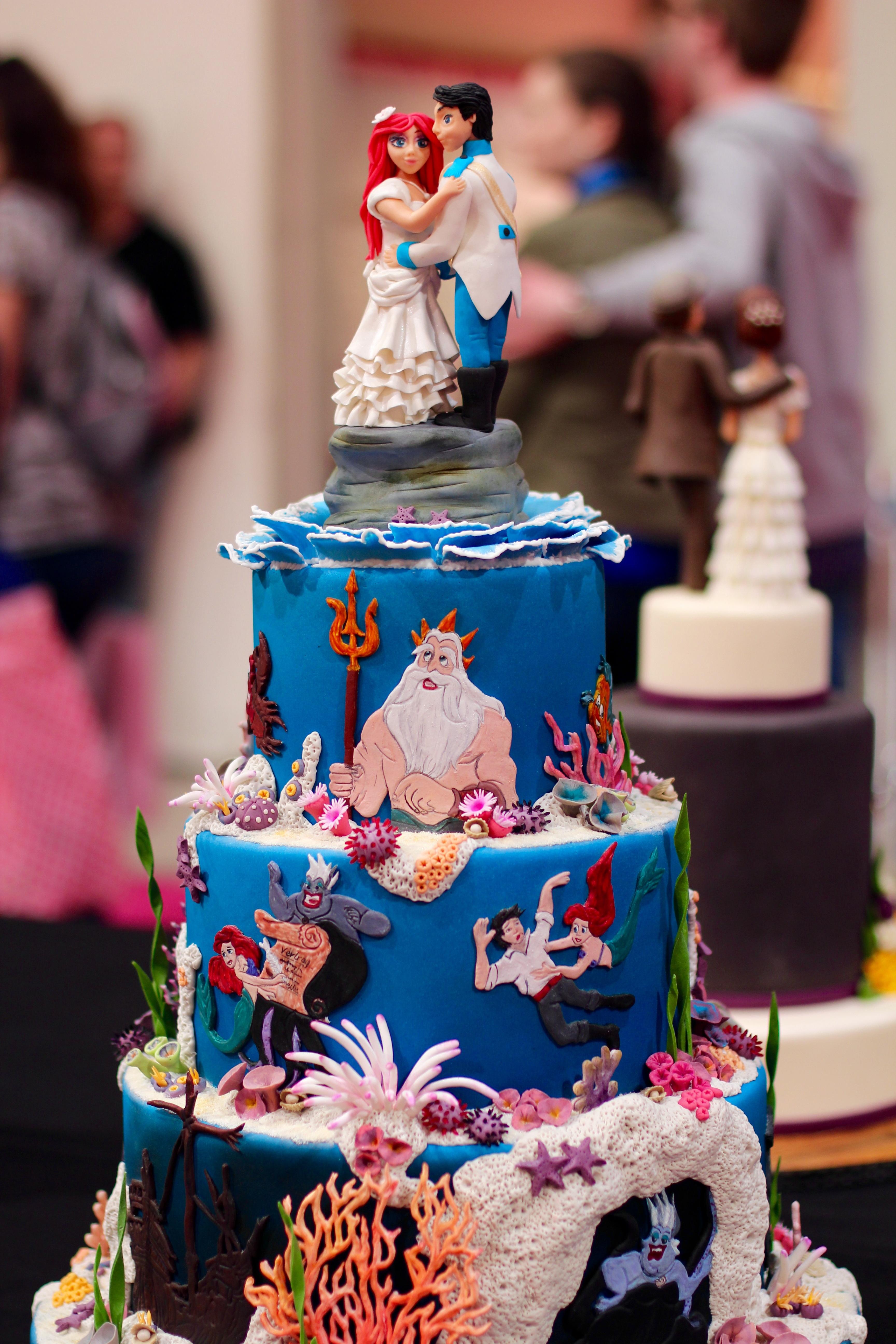 Gambar Model Makanan Pencuci Mulut Kue Ulang Tahun Pesta