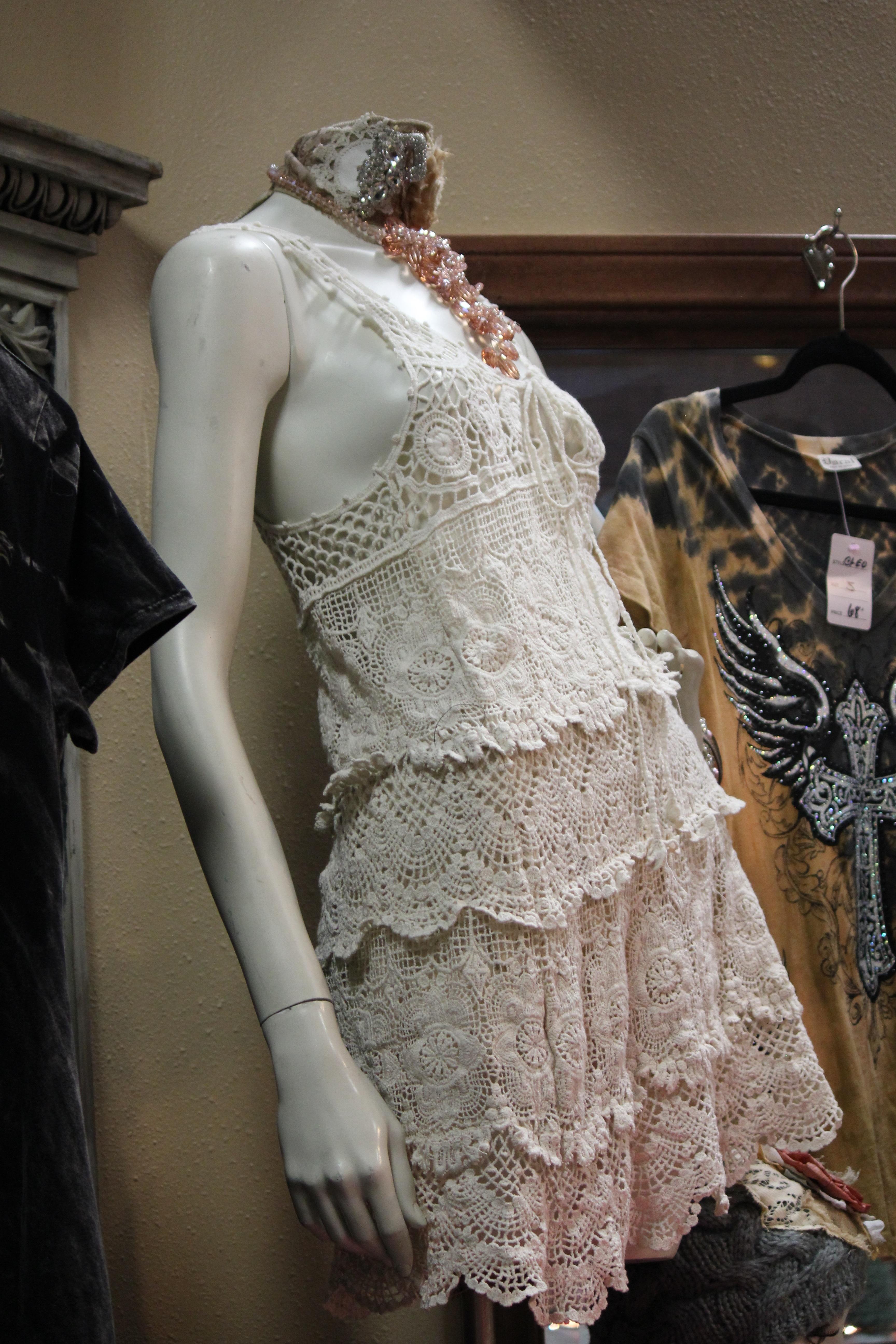 Model Lace Fashion Clothing Lady Wedding Dress Bride Lingerie Mannequin  Textile Art Dress Gown Veil Fashion
