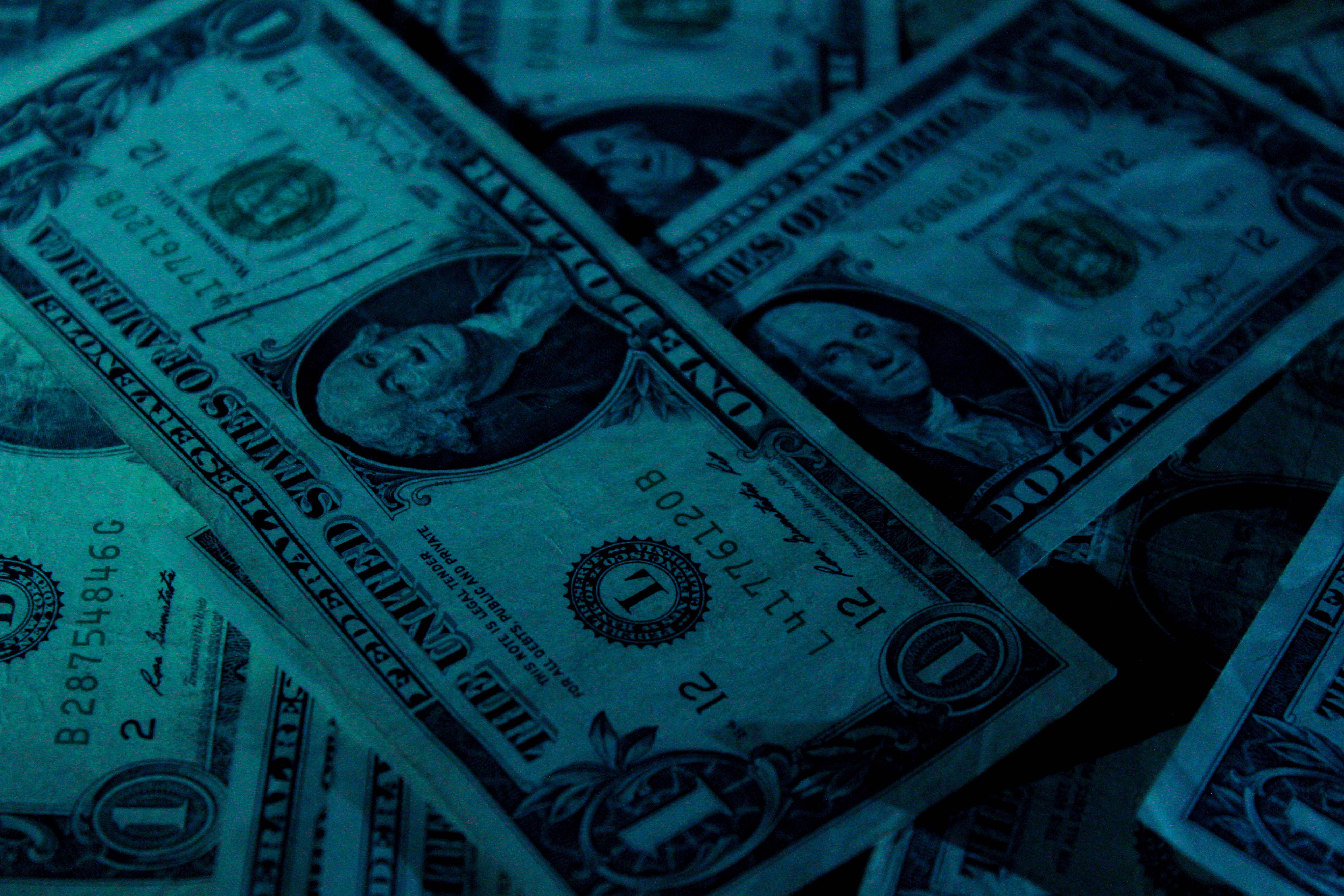 Free images money blue cash font currency dollar - Dollar wallpaper ...