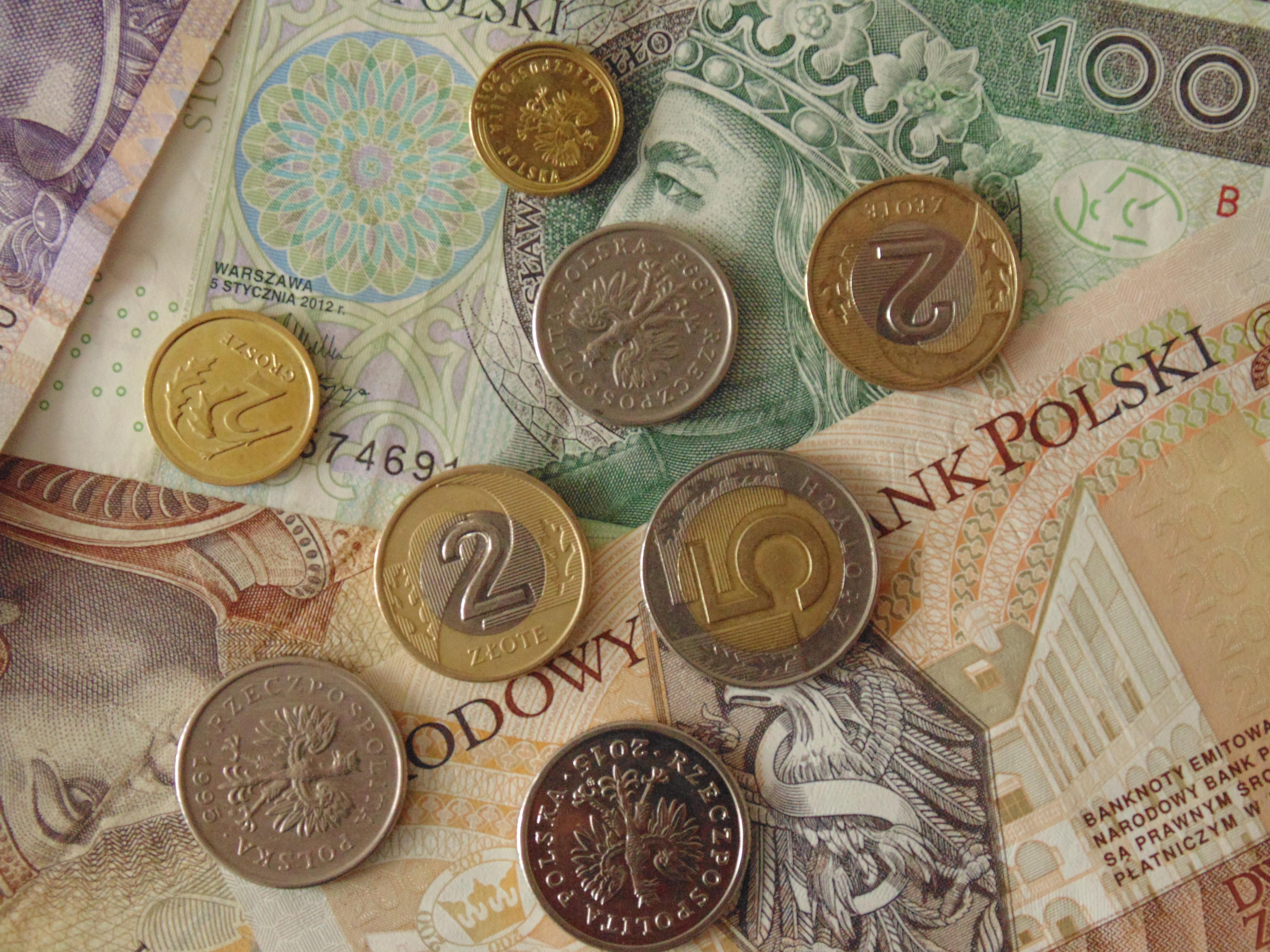 Mata Uang Polandia