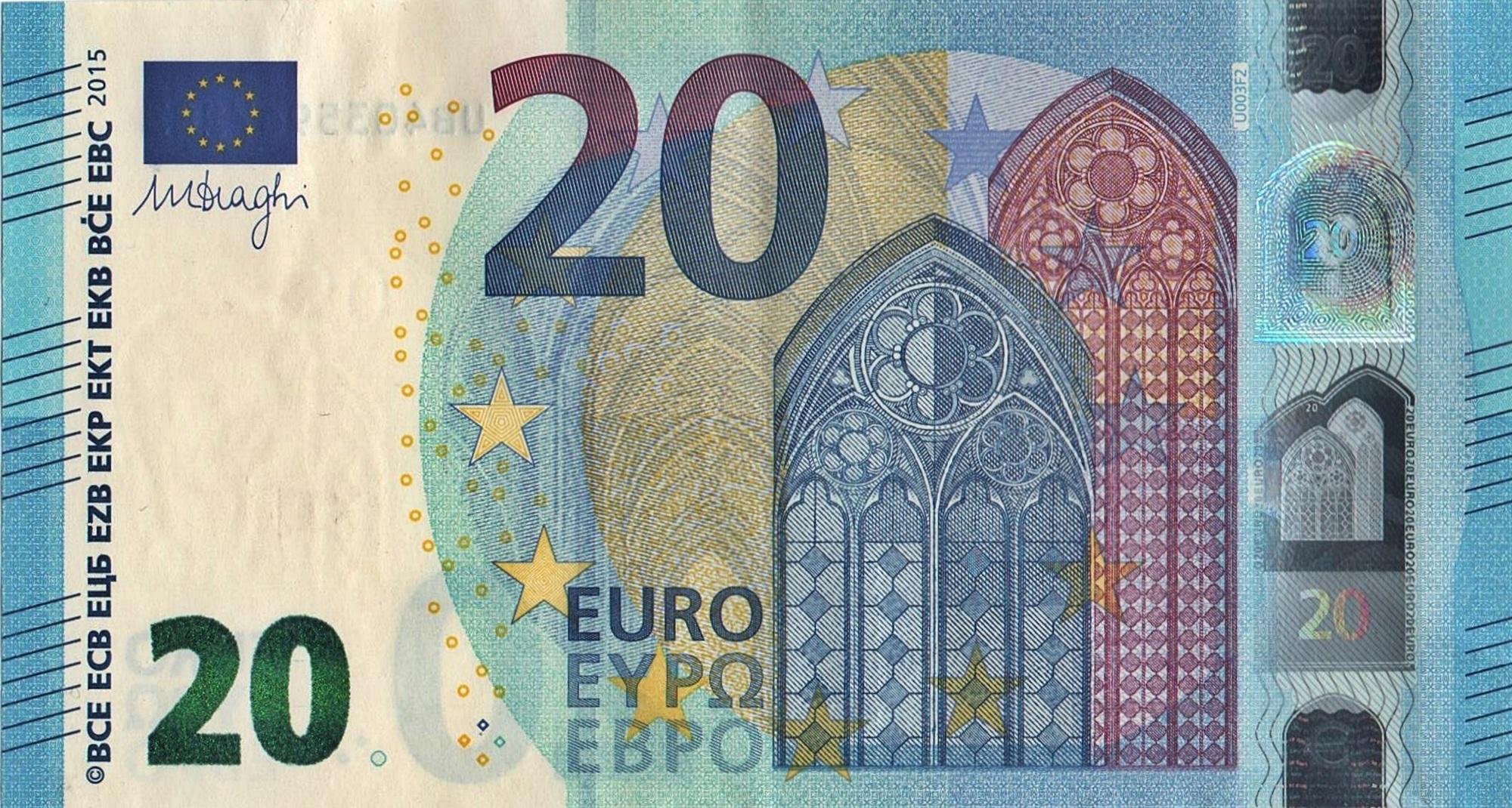 Euro 20