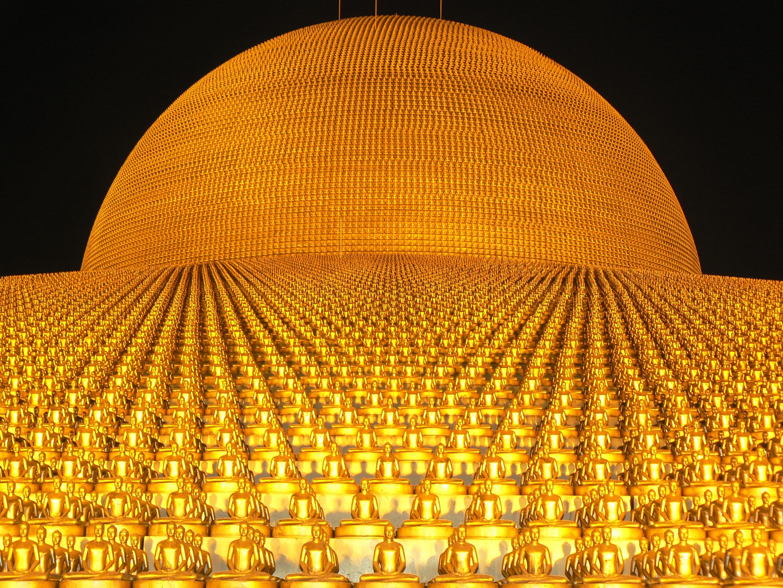 Free Images Monument Buddhism Religion Lighting Thailand Gold