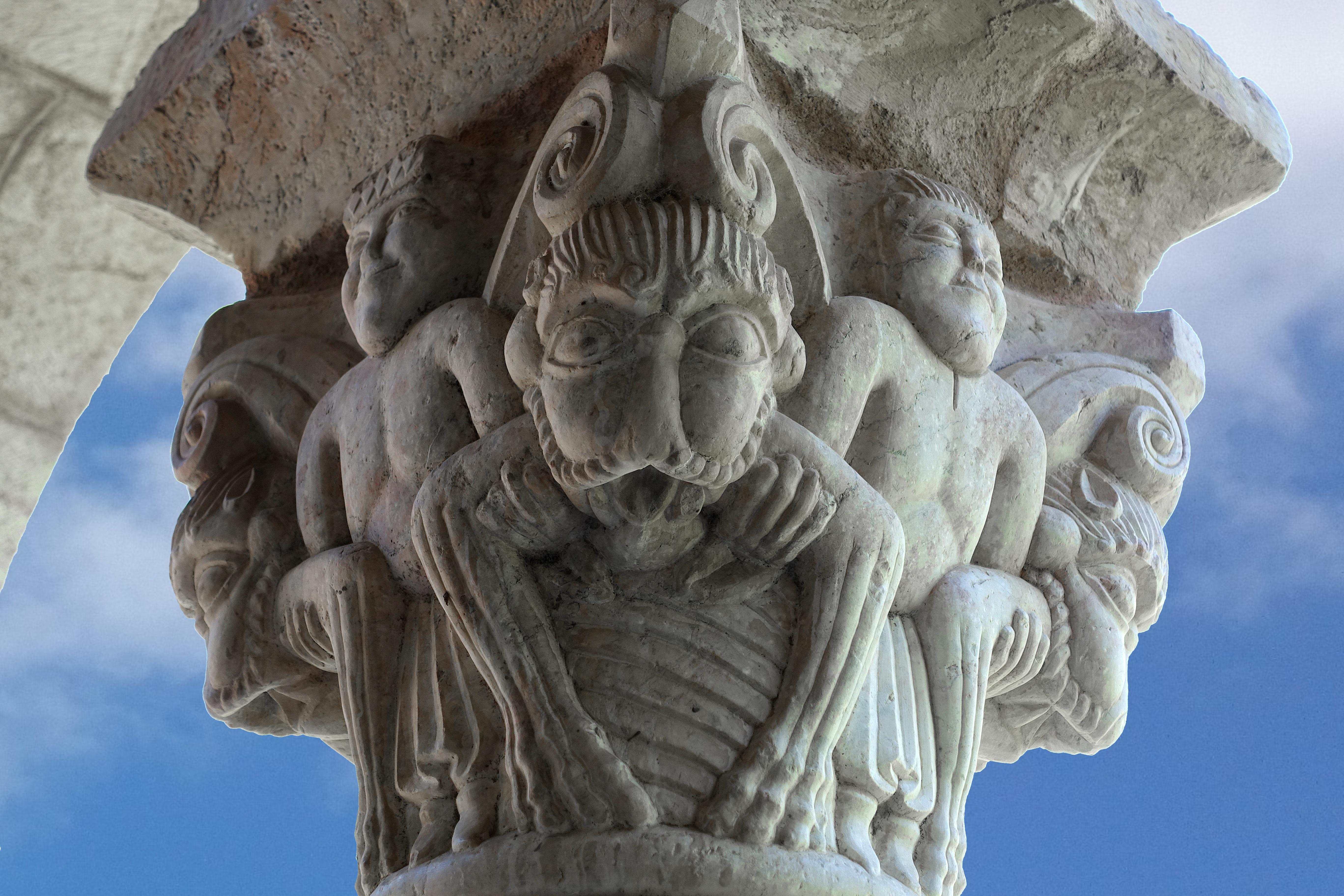 Free Images : monument, france, statue, gargoyle, sculpture ...