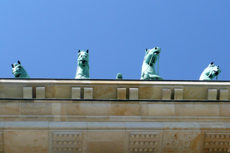 fotos gratis monumento punto de referencia alemania