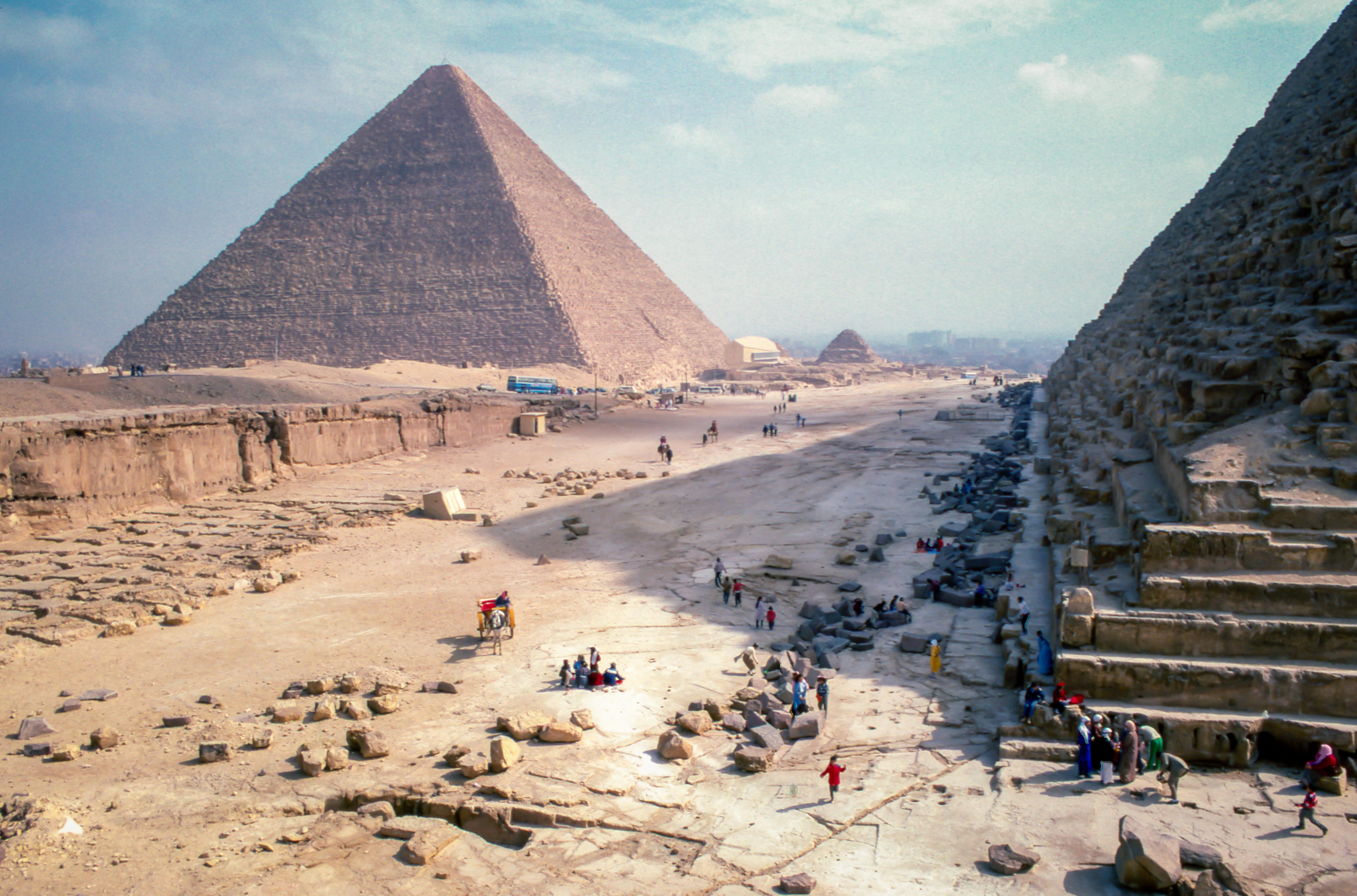 История пирамид картинки
