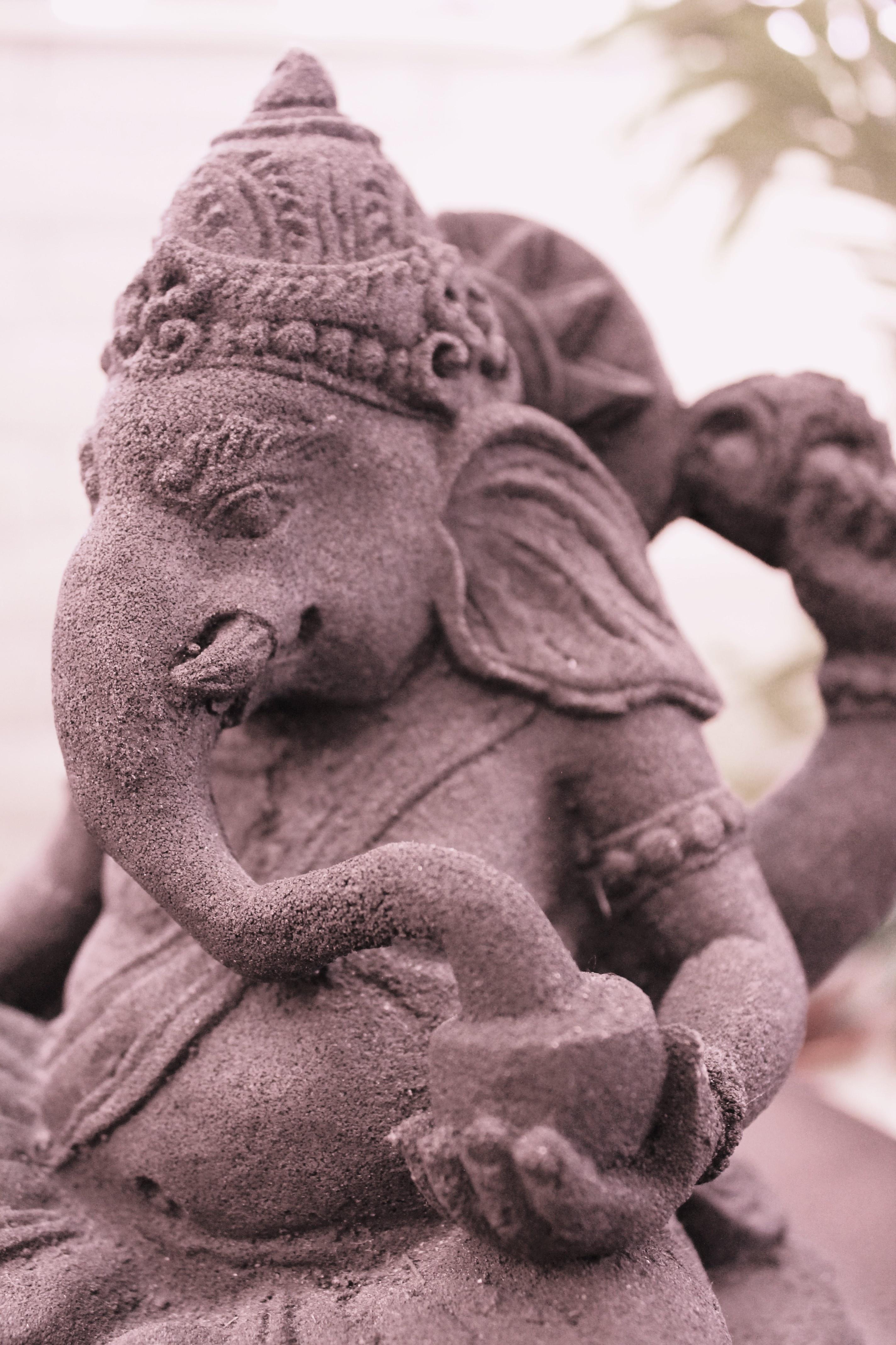 Gambar : Monumen, merenungkan, agama Budha, dupa