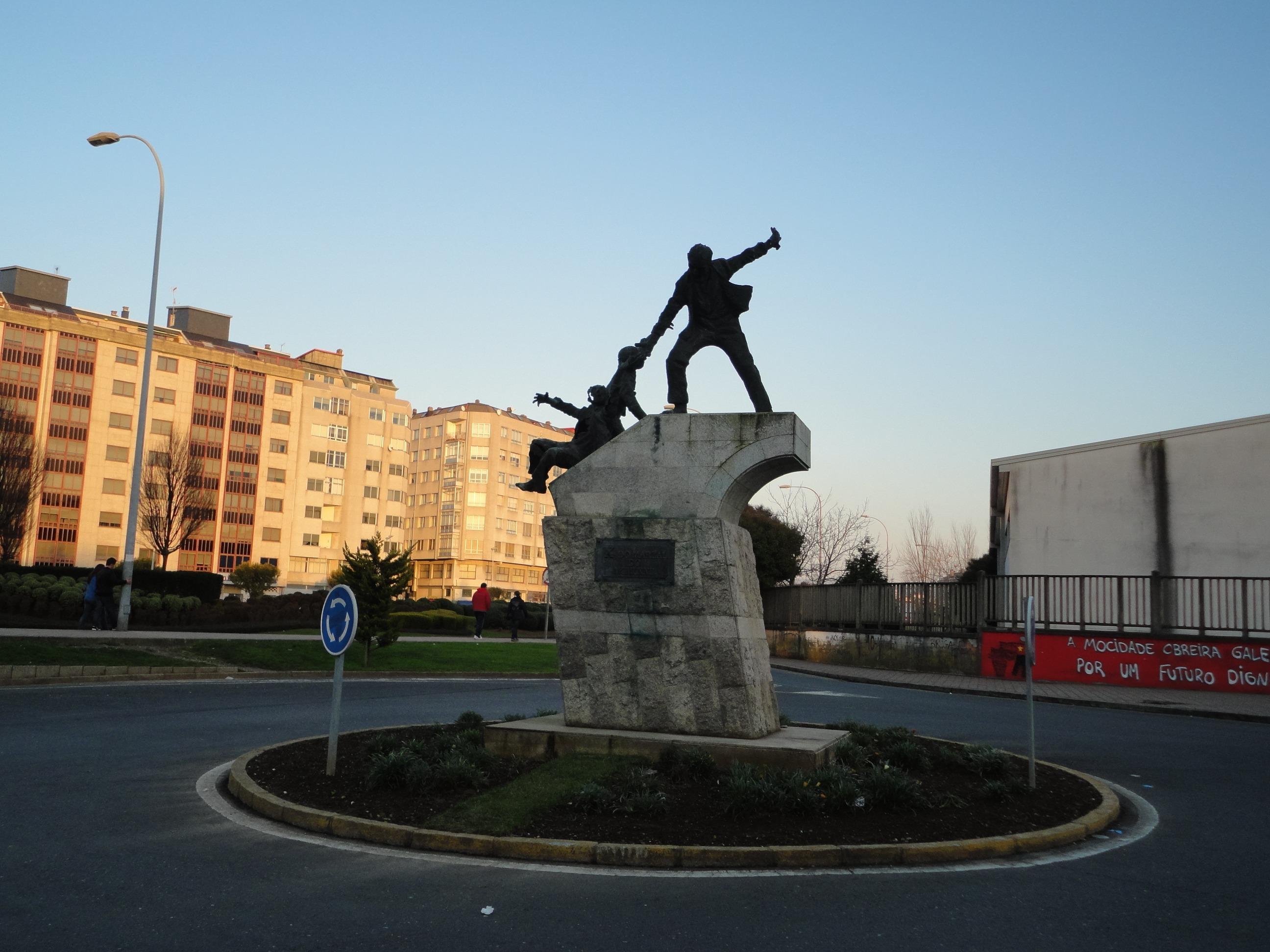 Citaten Rond Kunst : Images gratuites monument statue place point de