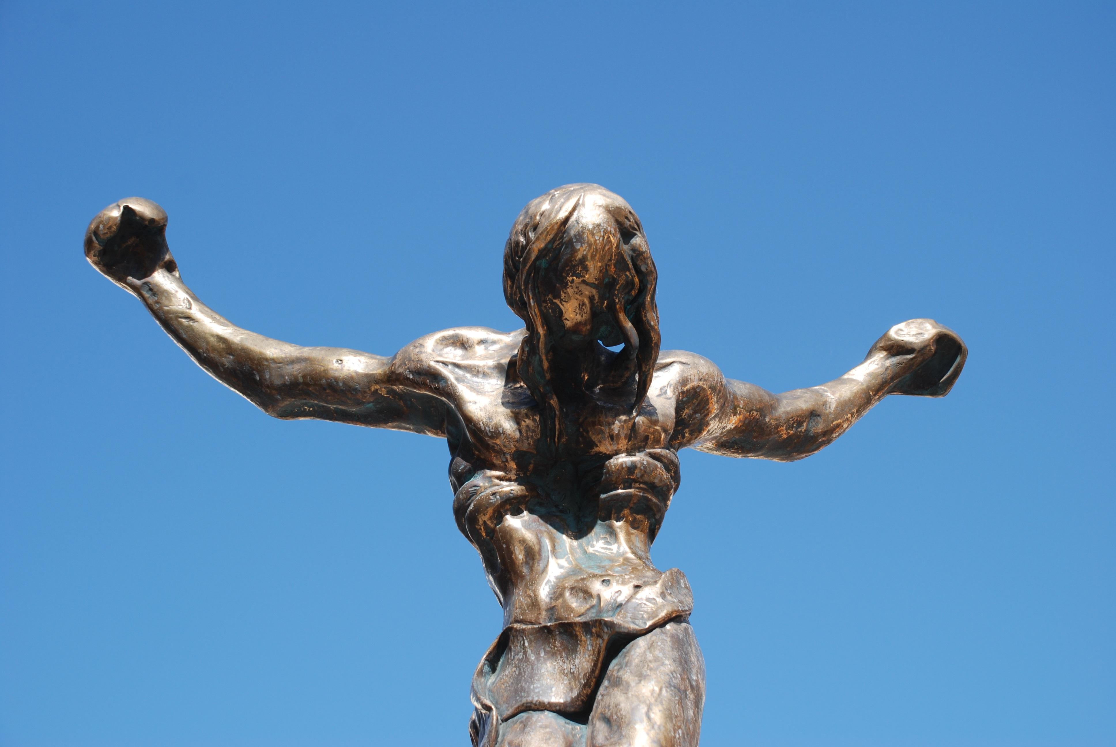 Moderne Skulptur gratis billeder monument statue religion moderne skulptur