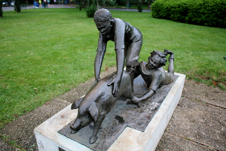 Памятники скульптуры в картинках