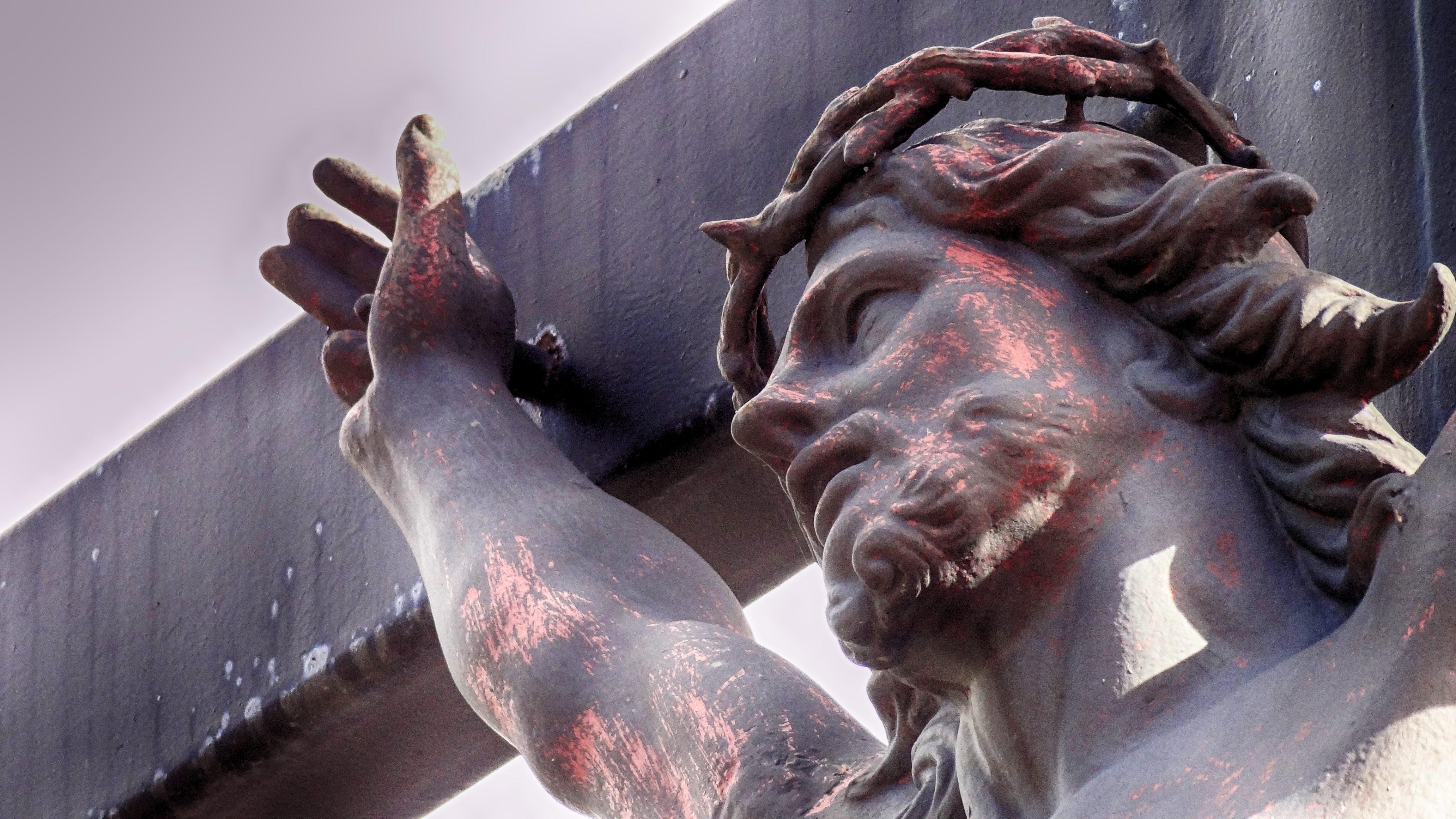 free images monument statue sculpture art temple jesus