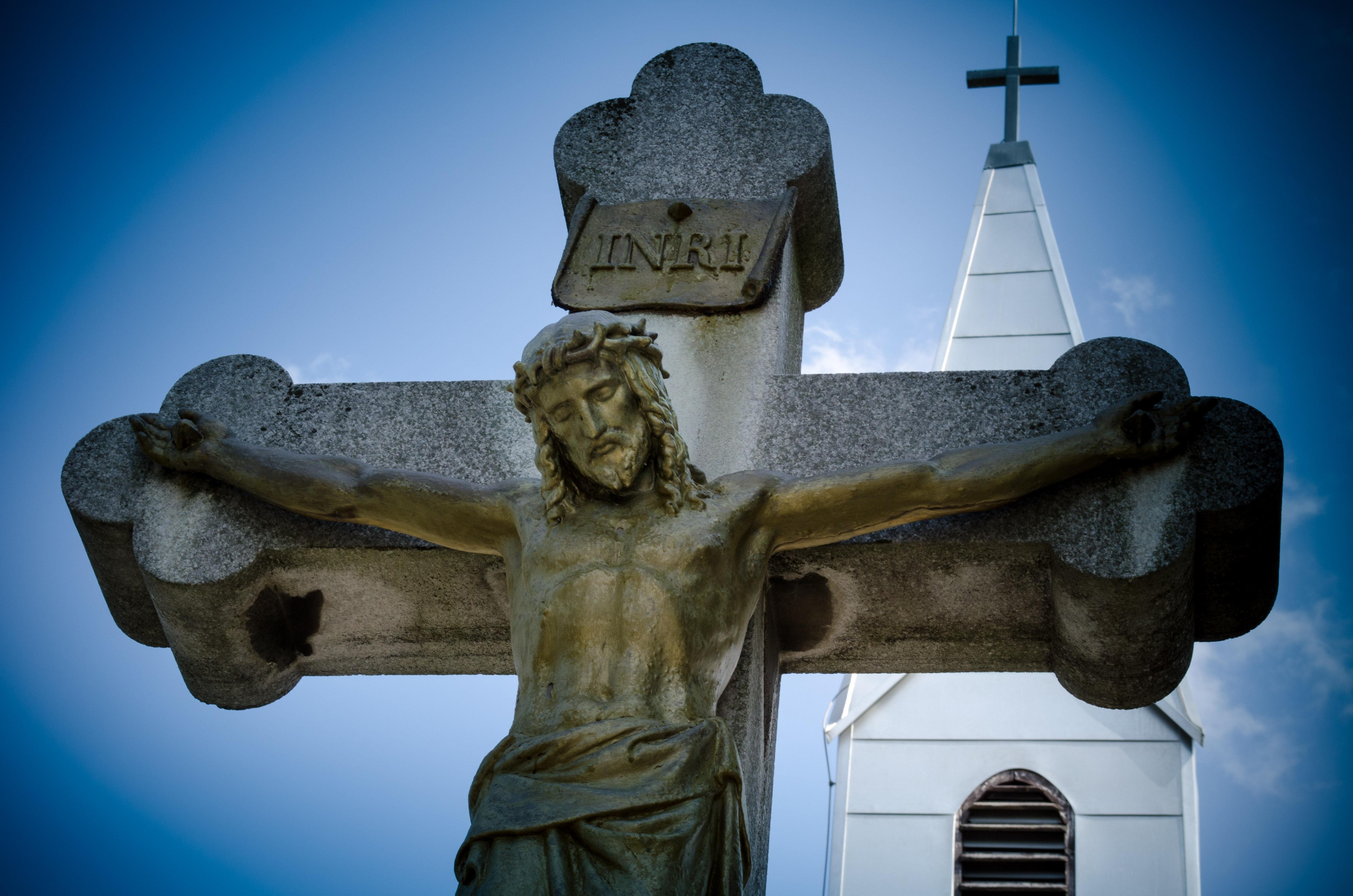 Free Images Monument Statue Symbol Religion Blue Cemetery