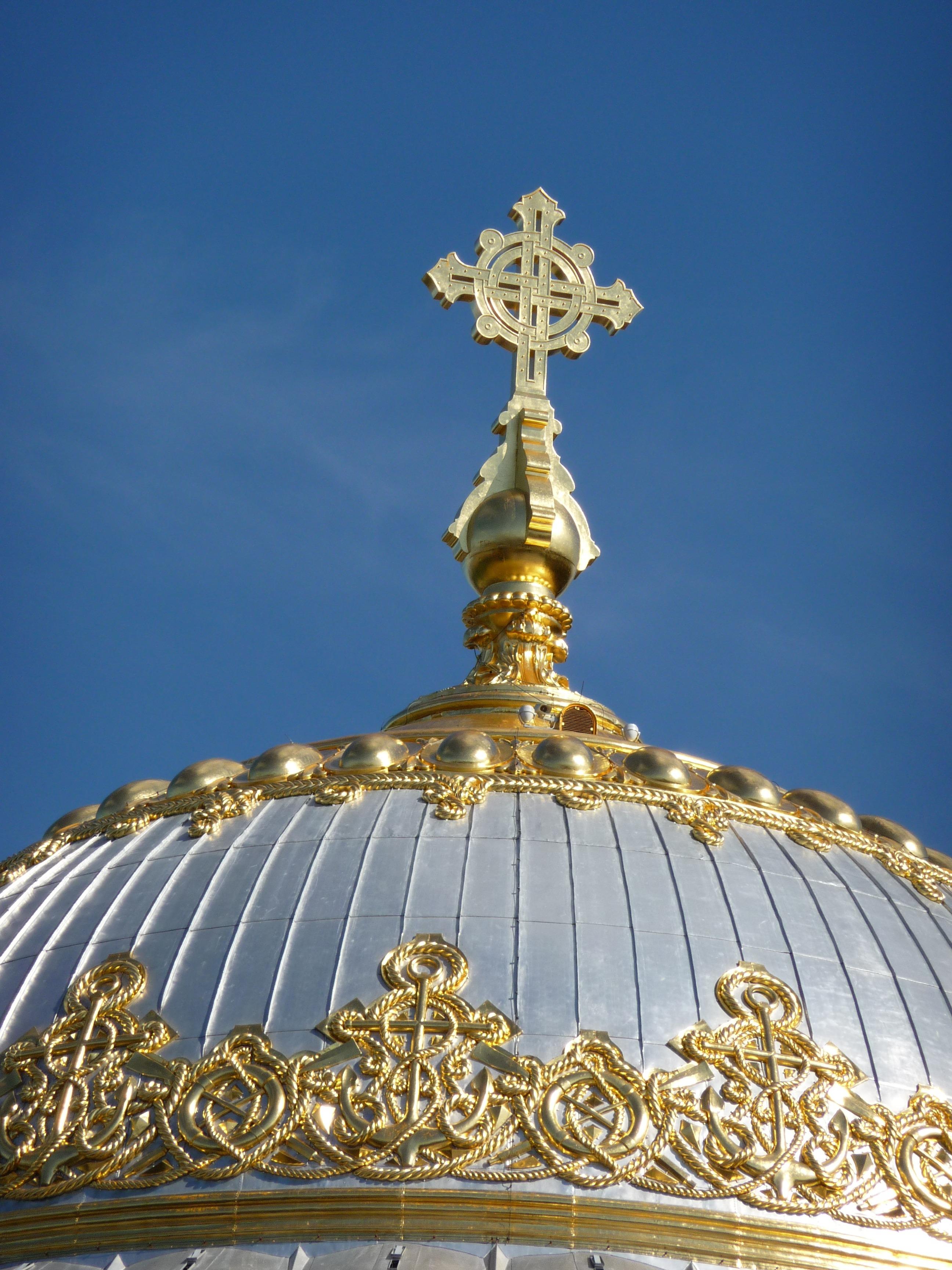 кресты на российских церквях фото будет