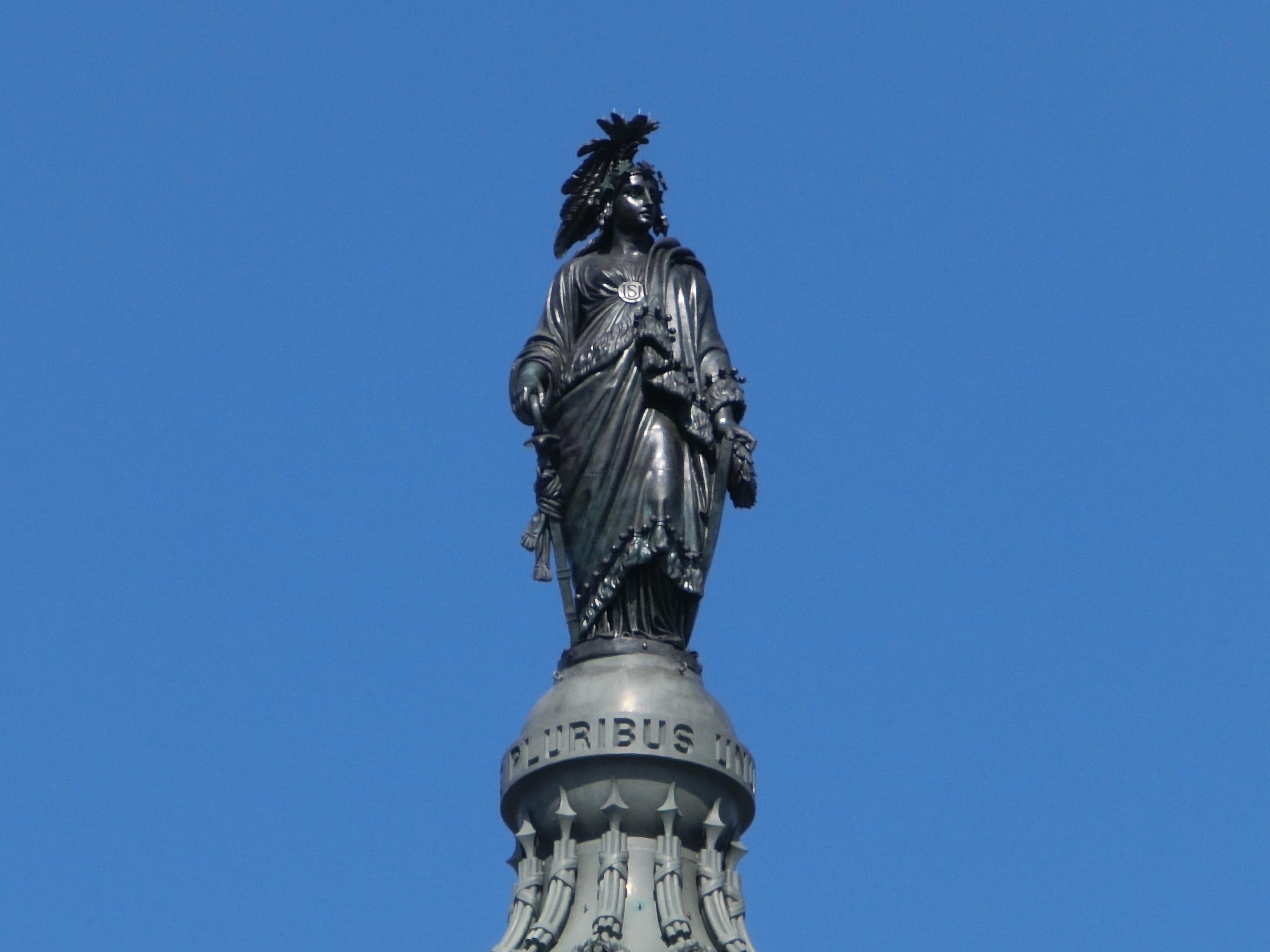 Fotos gratis : Monumento, estatua, Estados Unidos, America, punto de ...