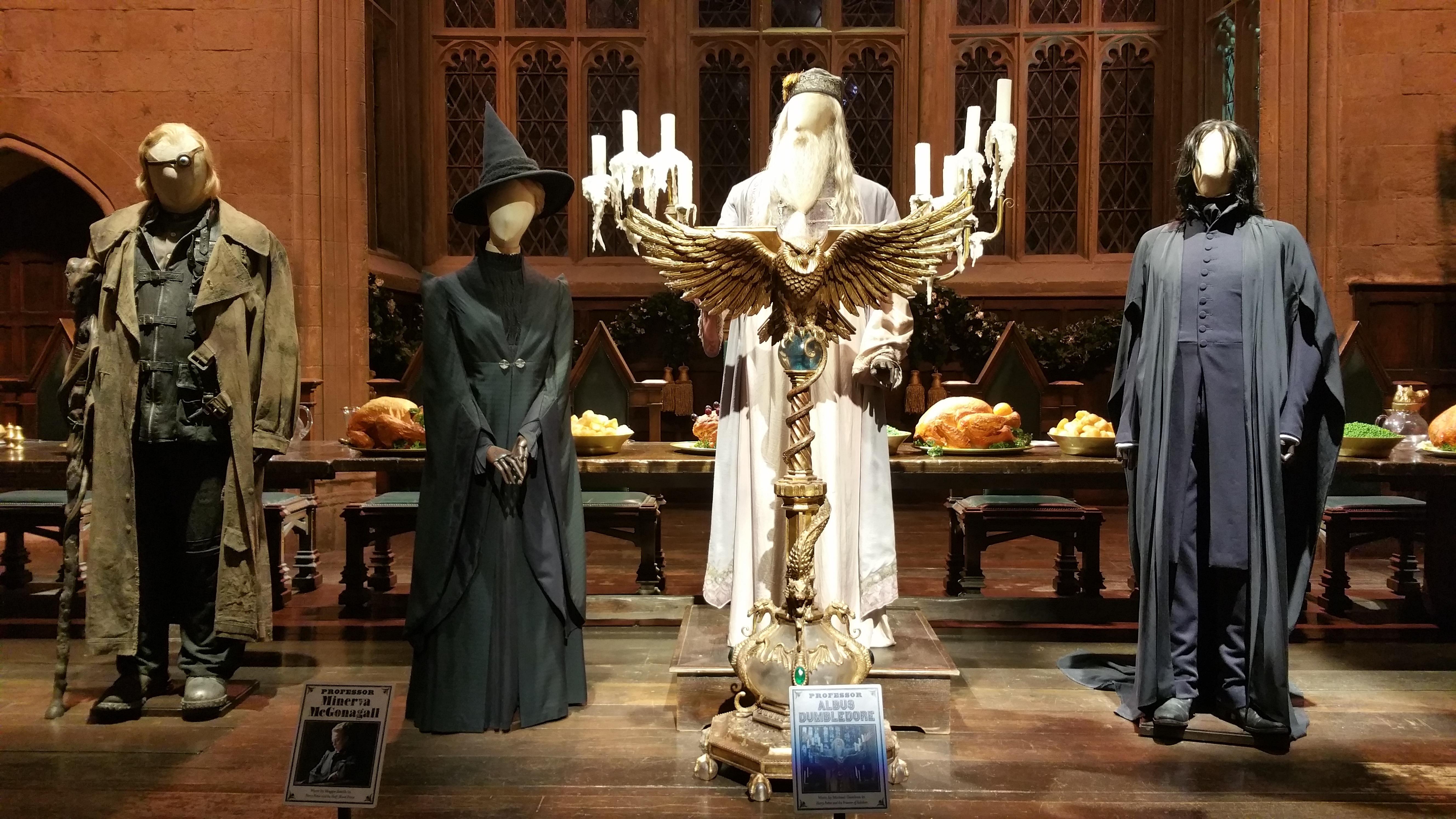 Harry Potter Religion