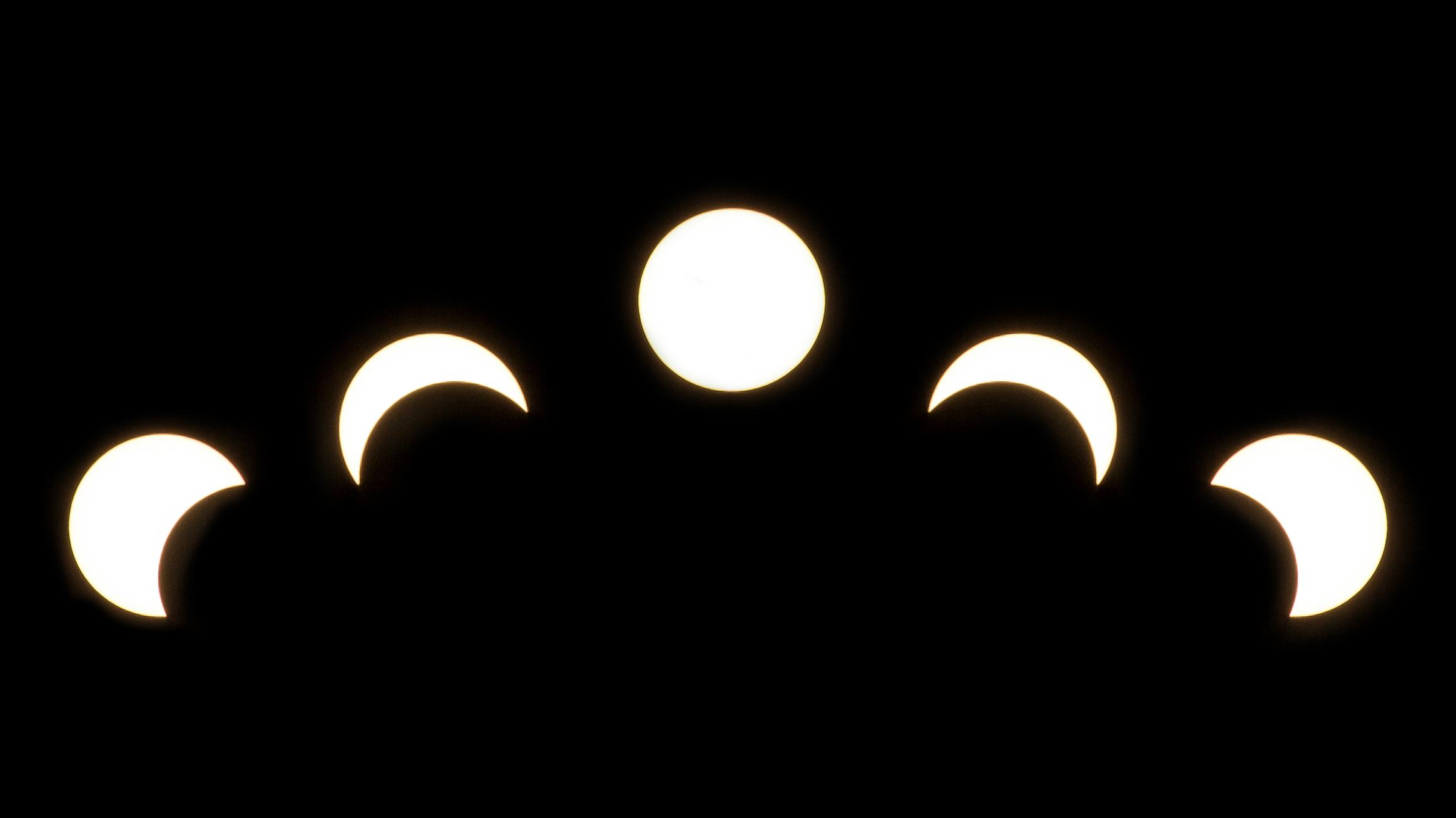 Free Images Moon Eclipse Phase Night Stars Galaxy Sun