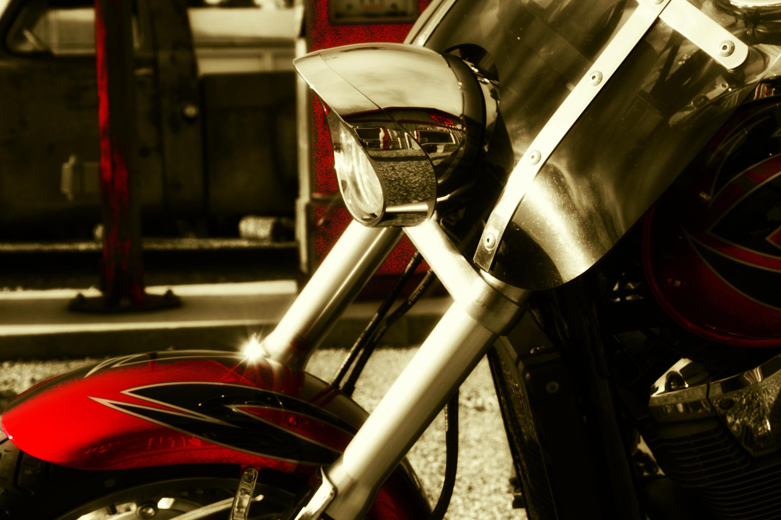 Darmowe Zdjęcia Motocykl Miedź Honda Vtx 1800c